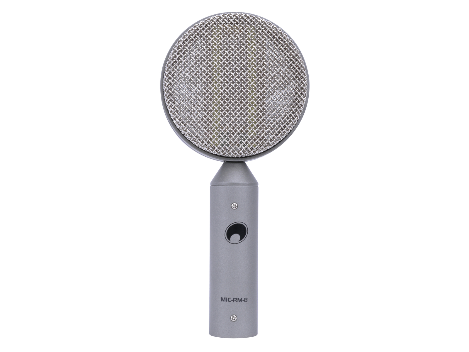 Microphone the ribbon Lolly OMNITRONIC MIC RM-8