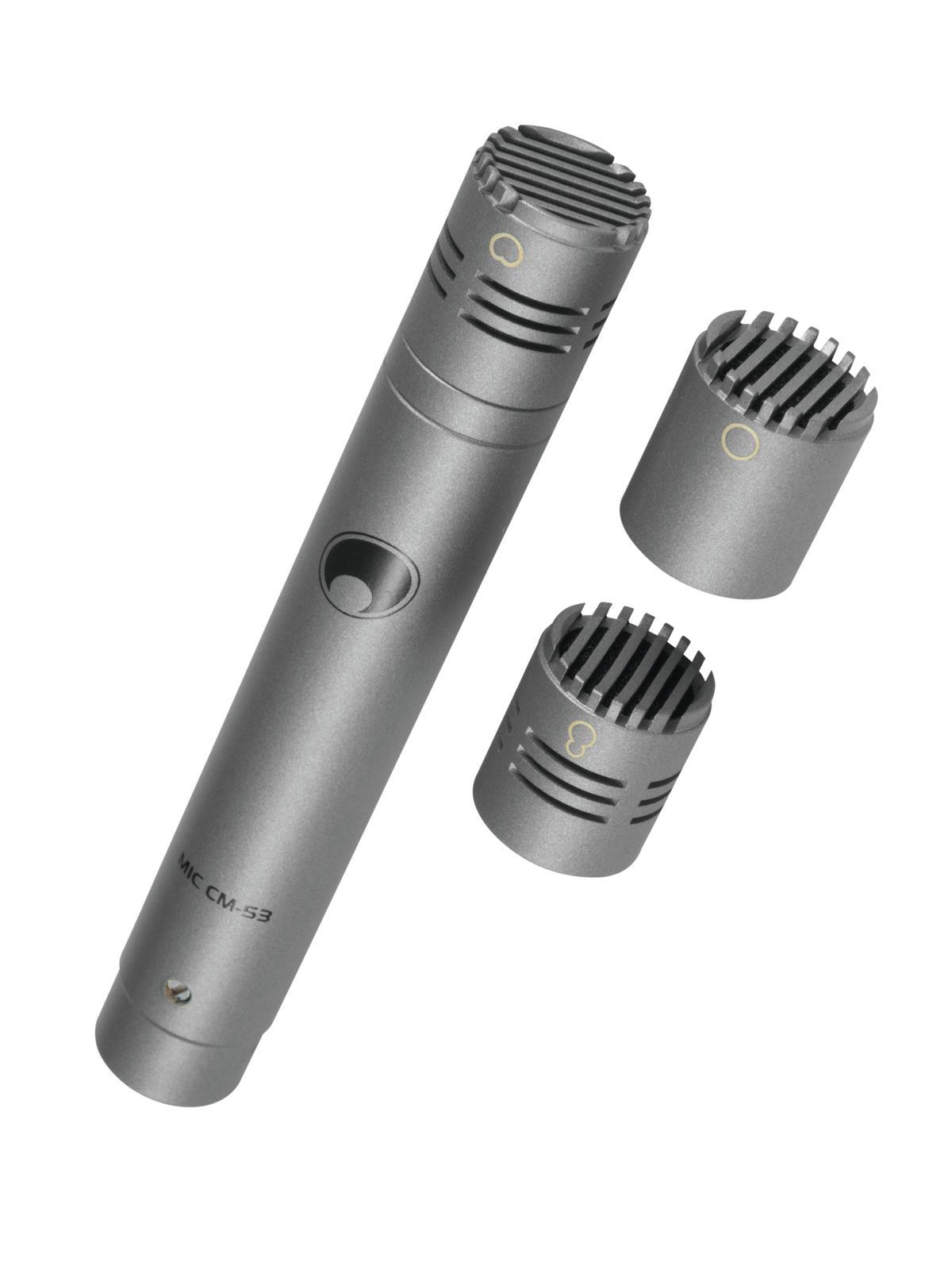 OMNITRONIC MIC CM-53 Kondensatormikrofon