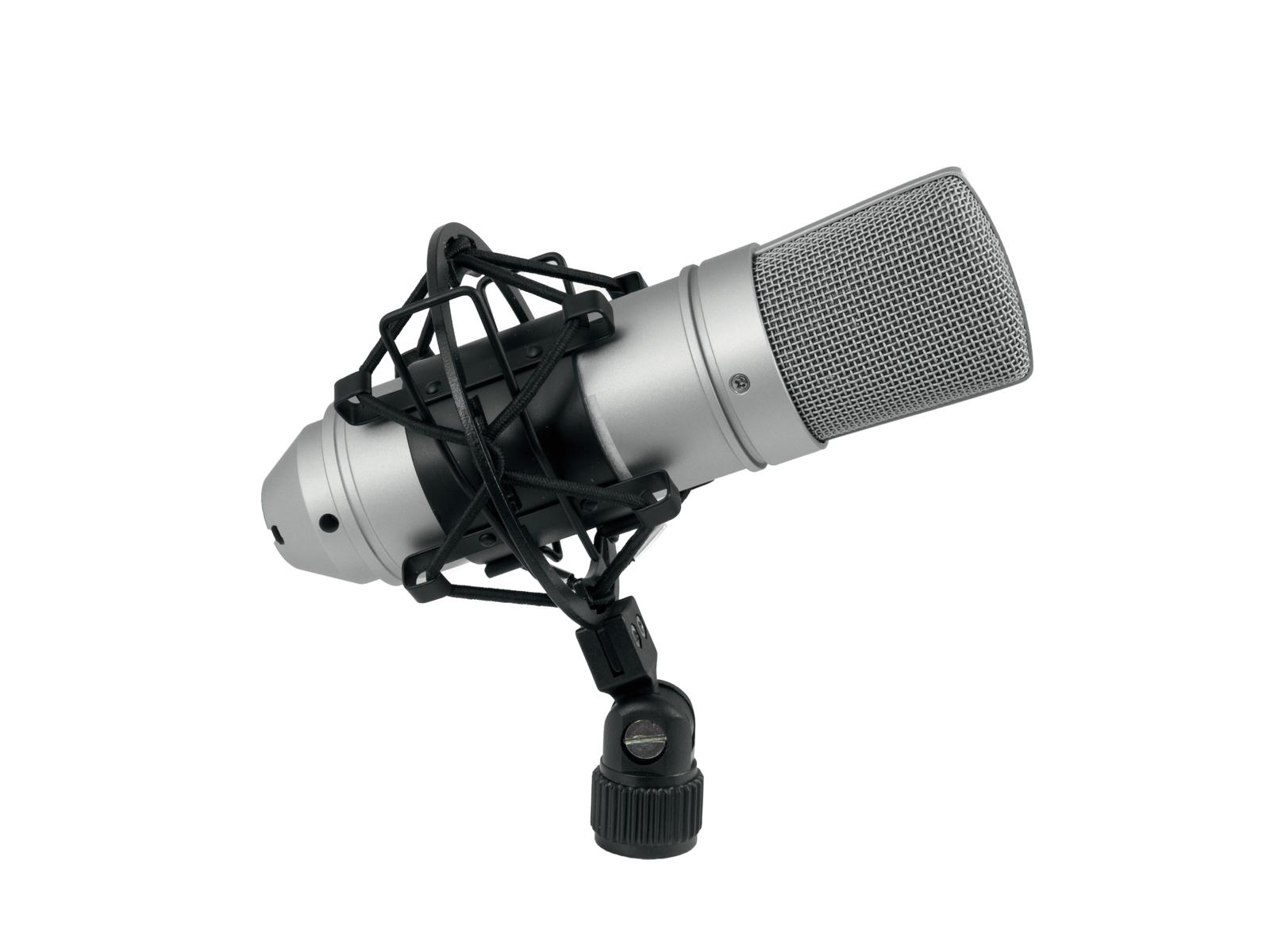OMNITRONIC MIC CM-77 Kondensatormikrofon