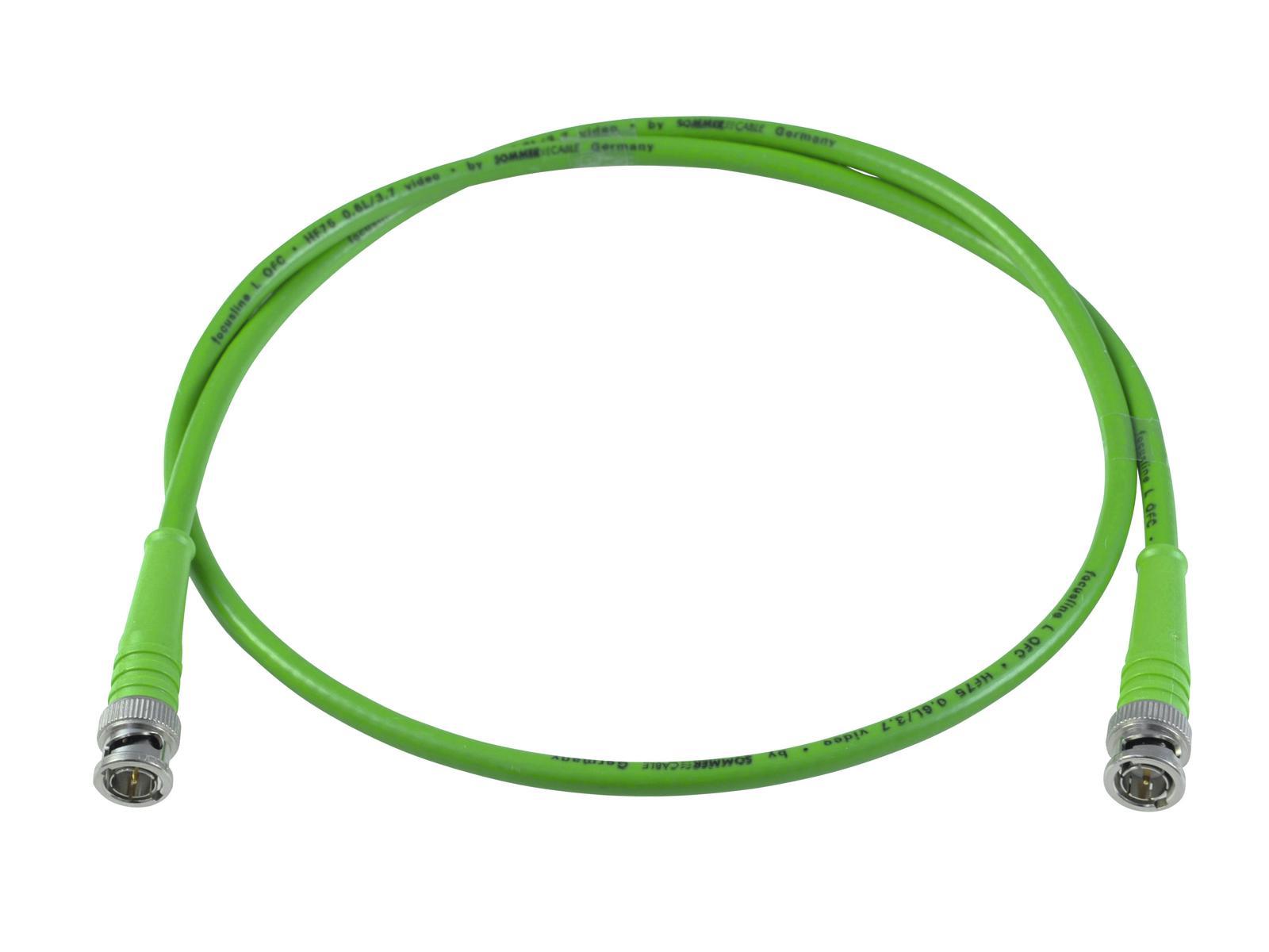 SOMMER CAVO Koax cavo Focusline L 1m