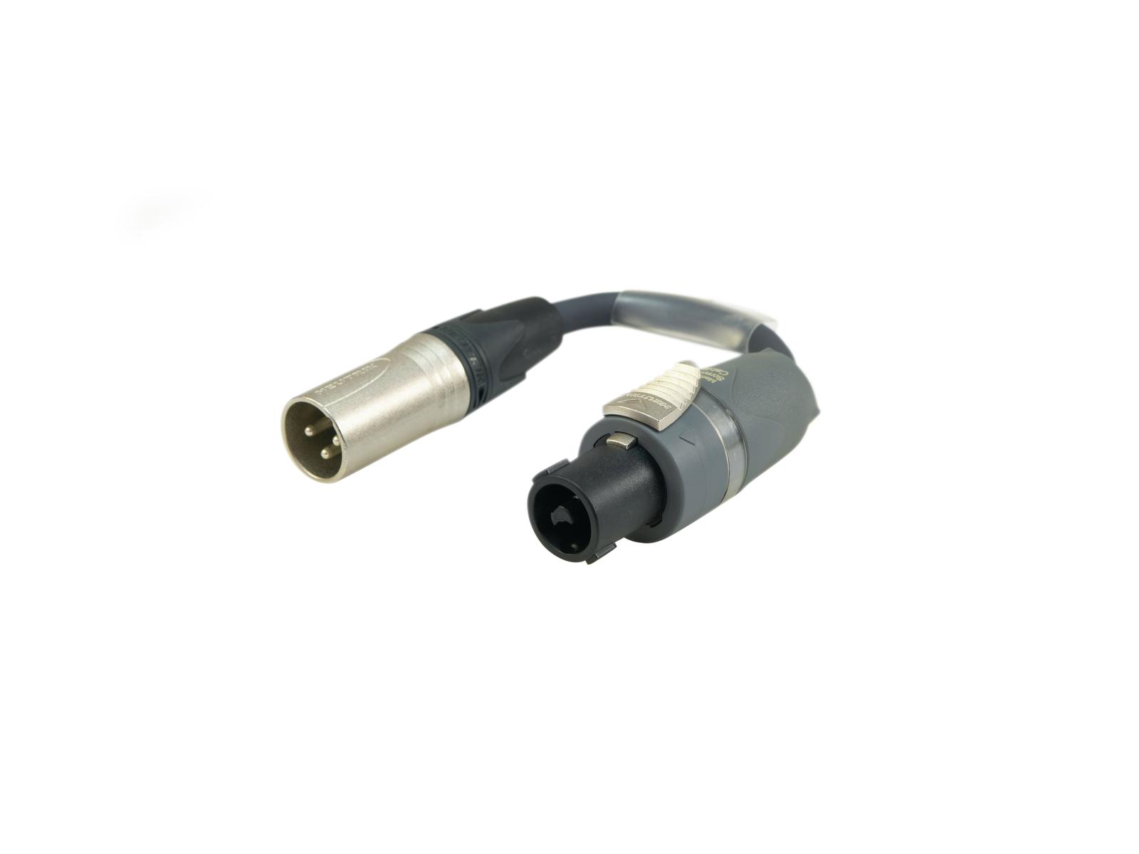 SOMMER CABLE Adapterkabel XLR(M)/Speakon NL2FX-SOM