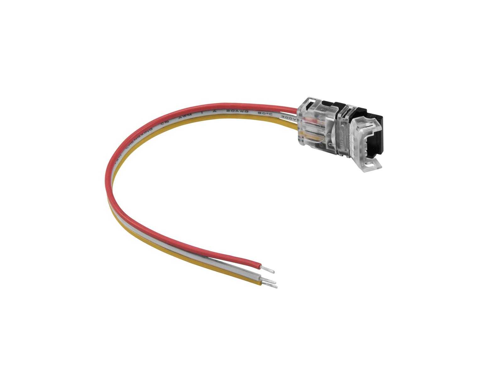 EUROLITE LED Strip Contatto di Potenza 3Pin 10mm