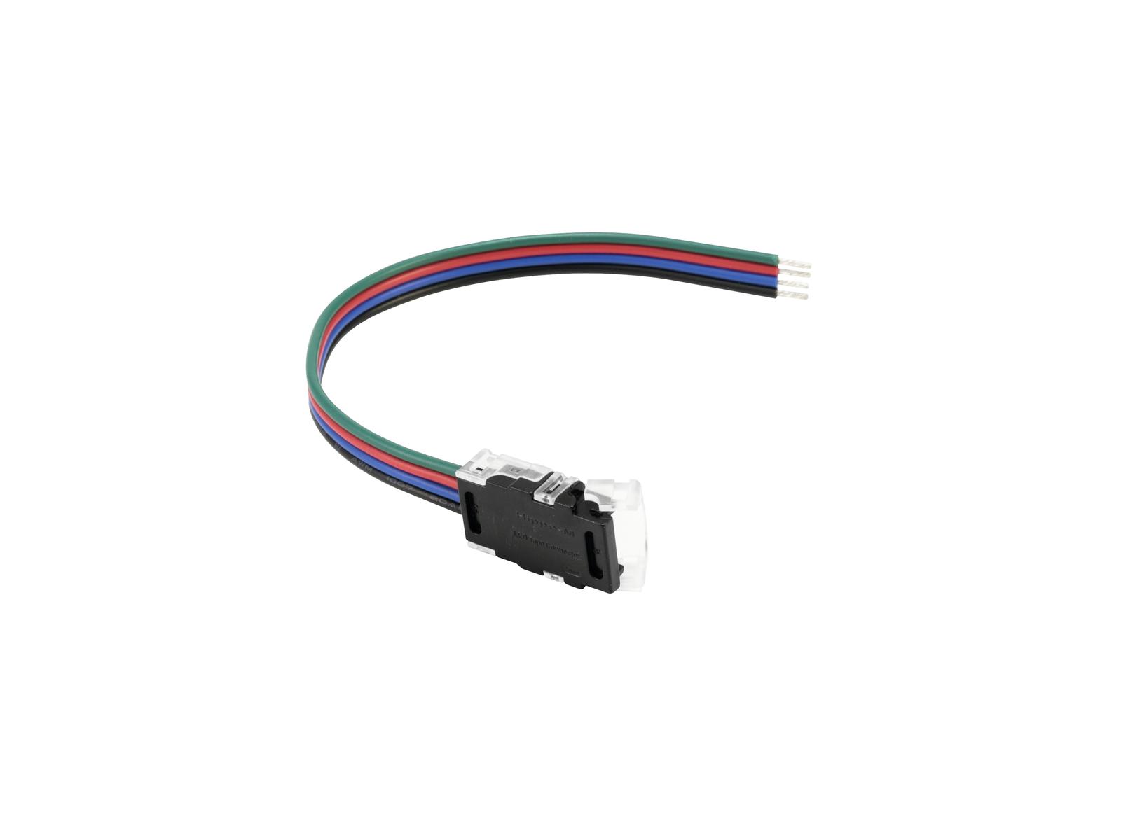 EUROLITE LED Strip Contatto di Potenza 4Pin 10mm