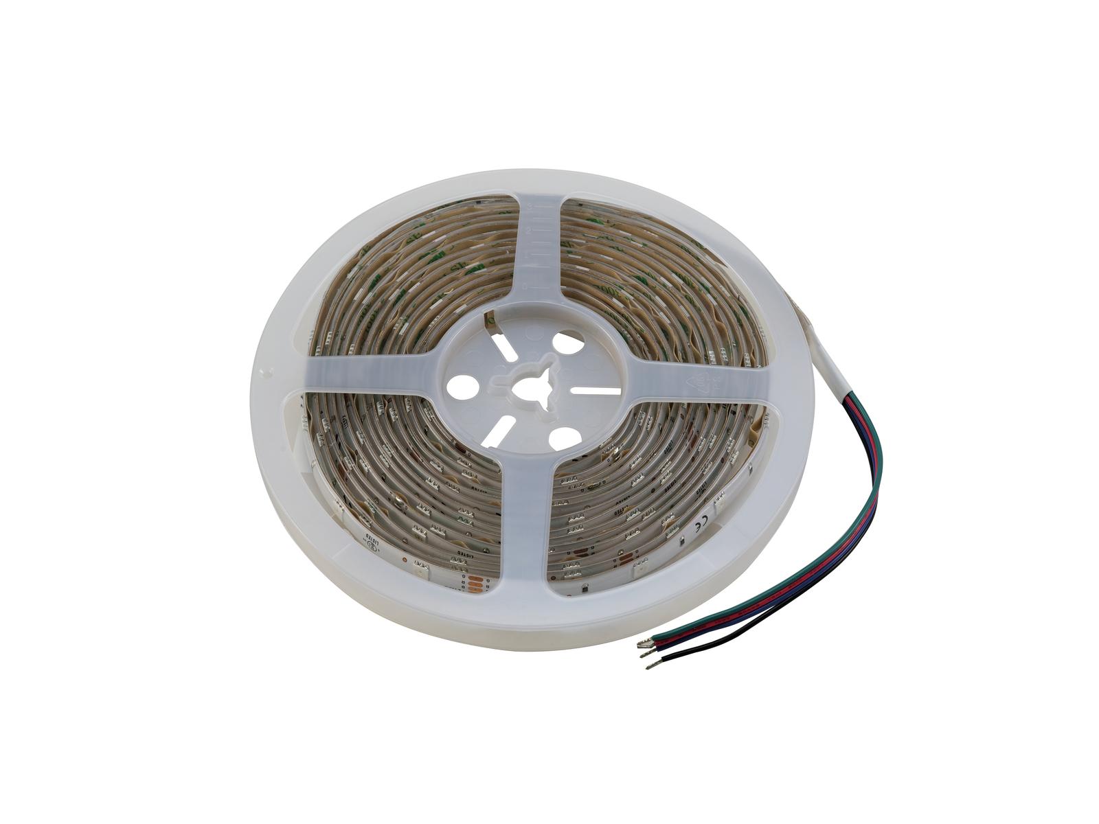 EUROLITE LED IP Strip 150 5m RGB 24V