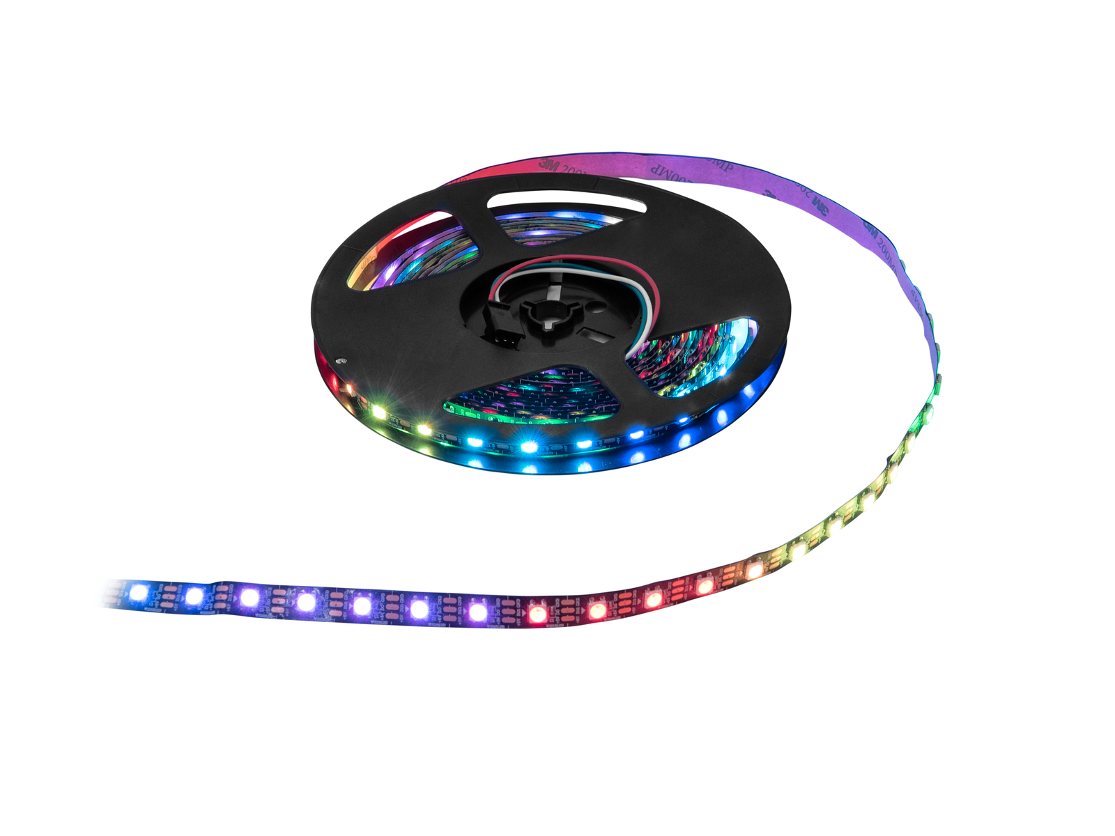 EUROLITE LED Pixel Strip 150 2,5m RGB 5V