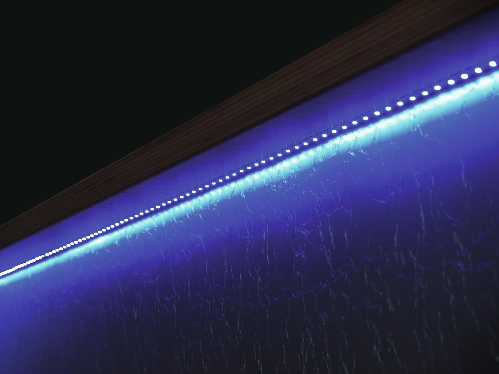 EUROLITE LED Striscia 300 5m 3528 blu 12V