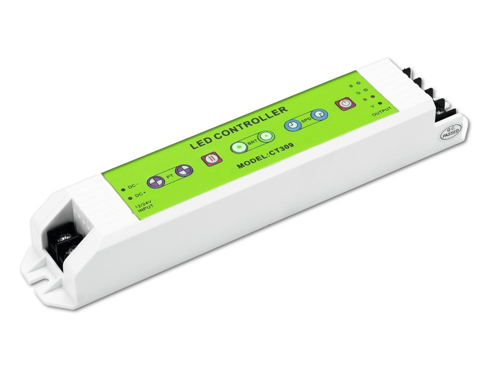 EUROLITE LC-1 Striscia LED RGB Controller