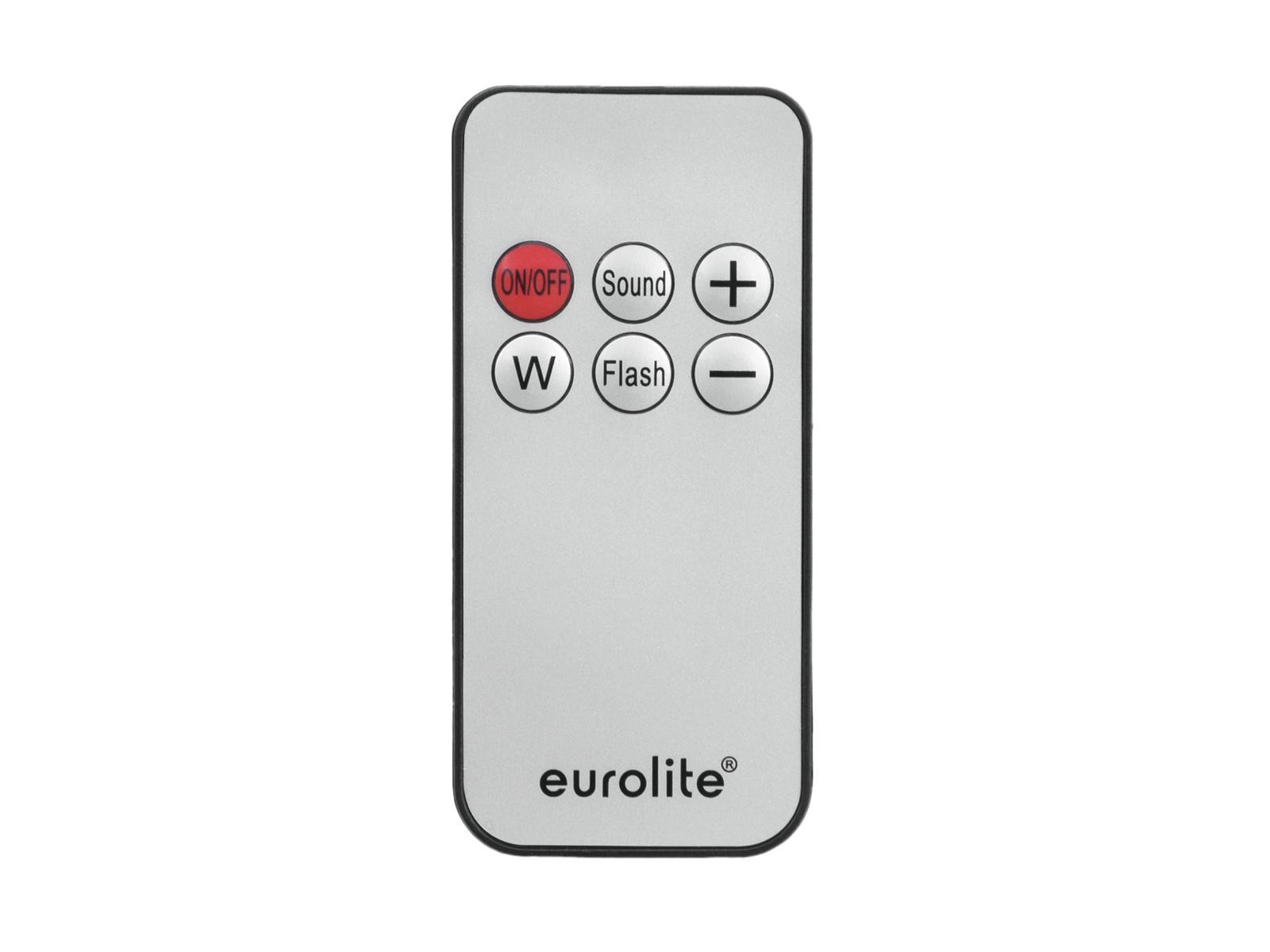 EUROLITE IR-18 di controllo Remoto