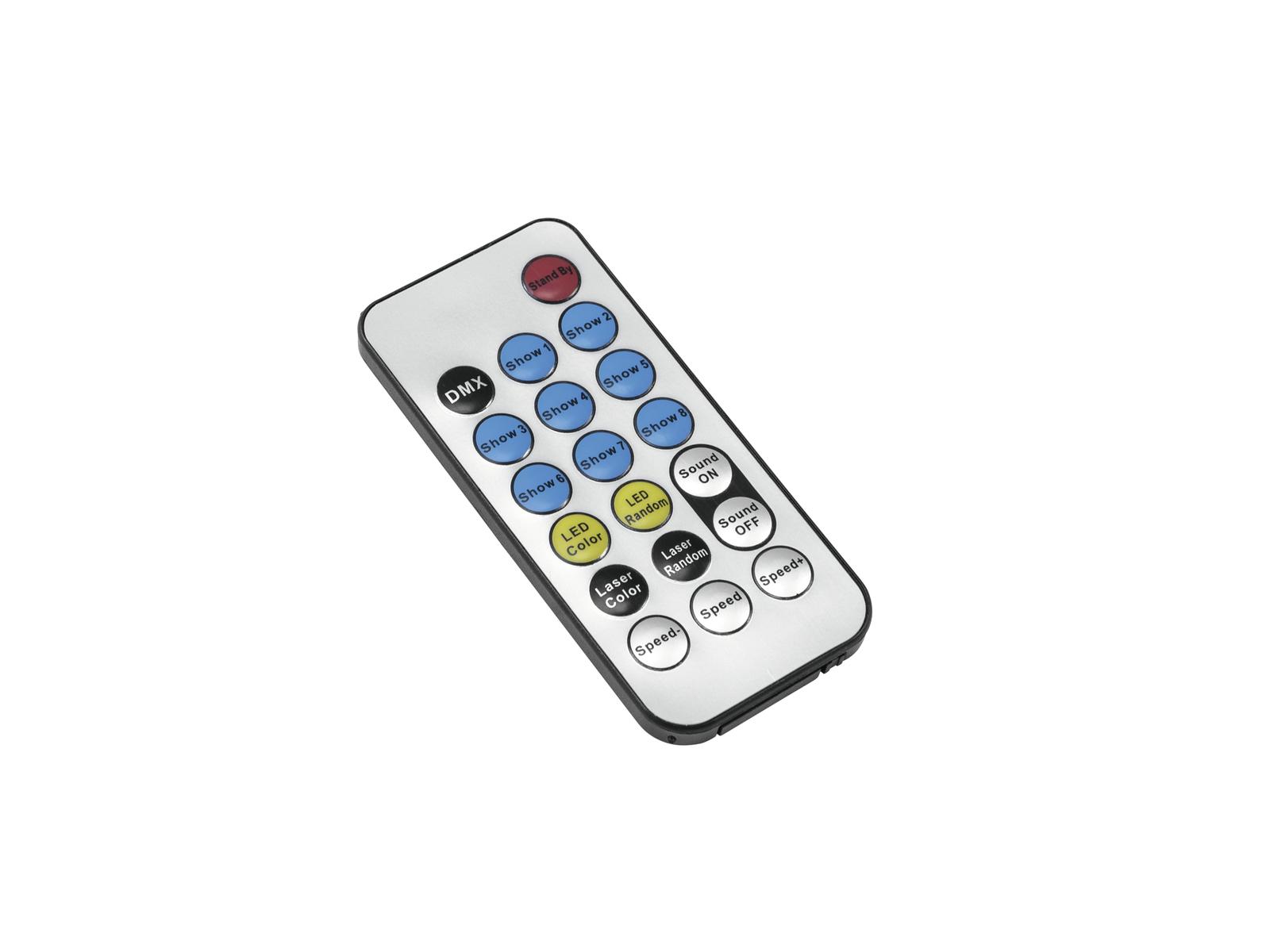 EUROLITE IR-27 Telecomando