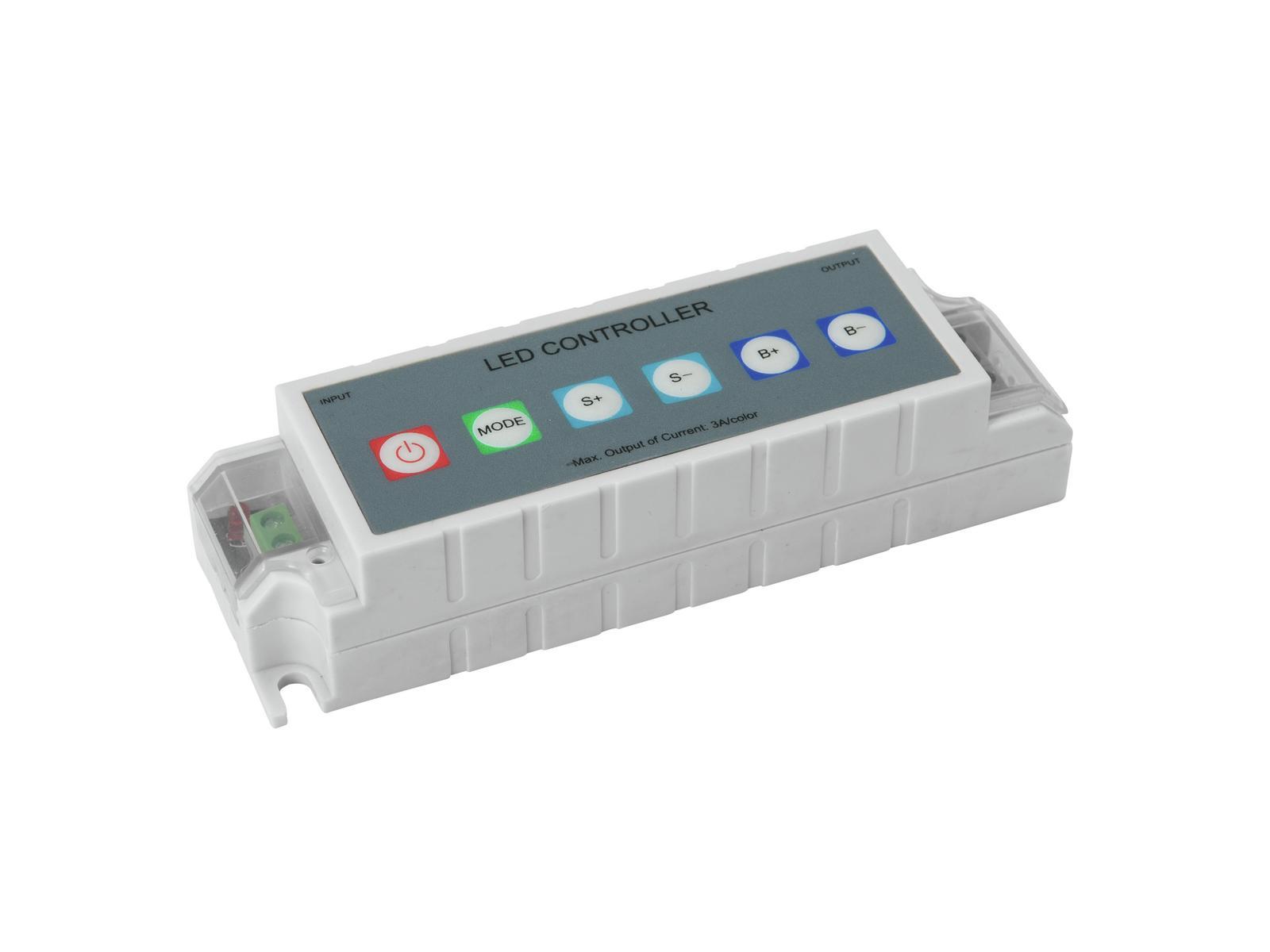 EUROLITE LC-2 Strip LED RGB Controller