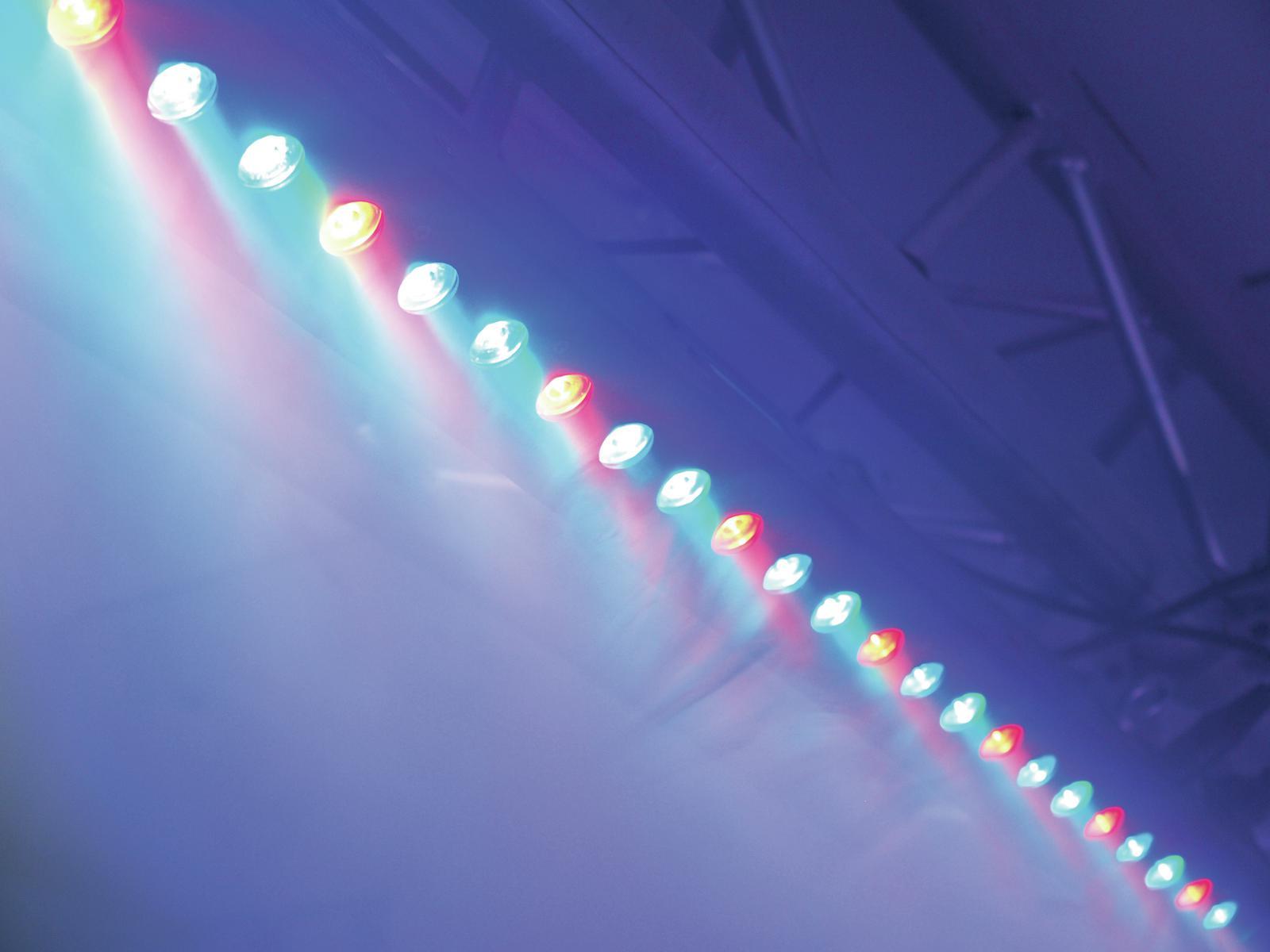 EUROLITE LED BAR-27 RGB 27x1W