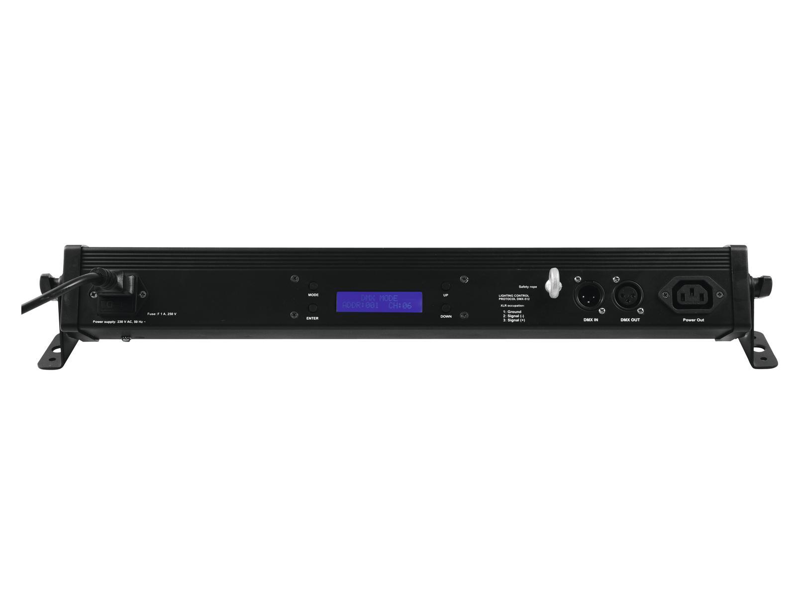 EUROLITE LED BAR-126 RGBA 10mm 40°