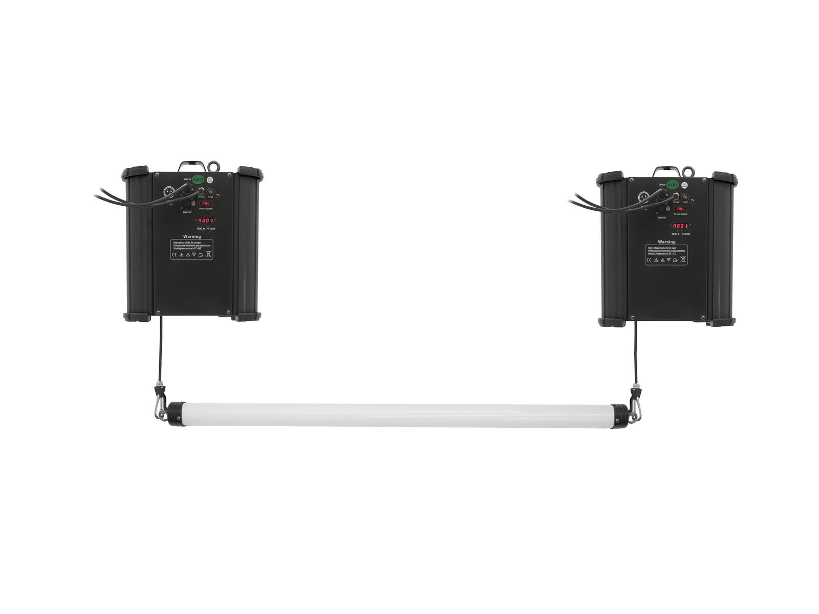EUROLITE LED Space Tube 100 + 2x HST-150