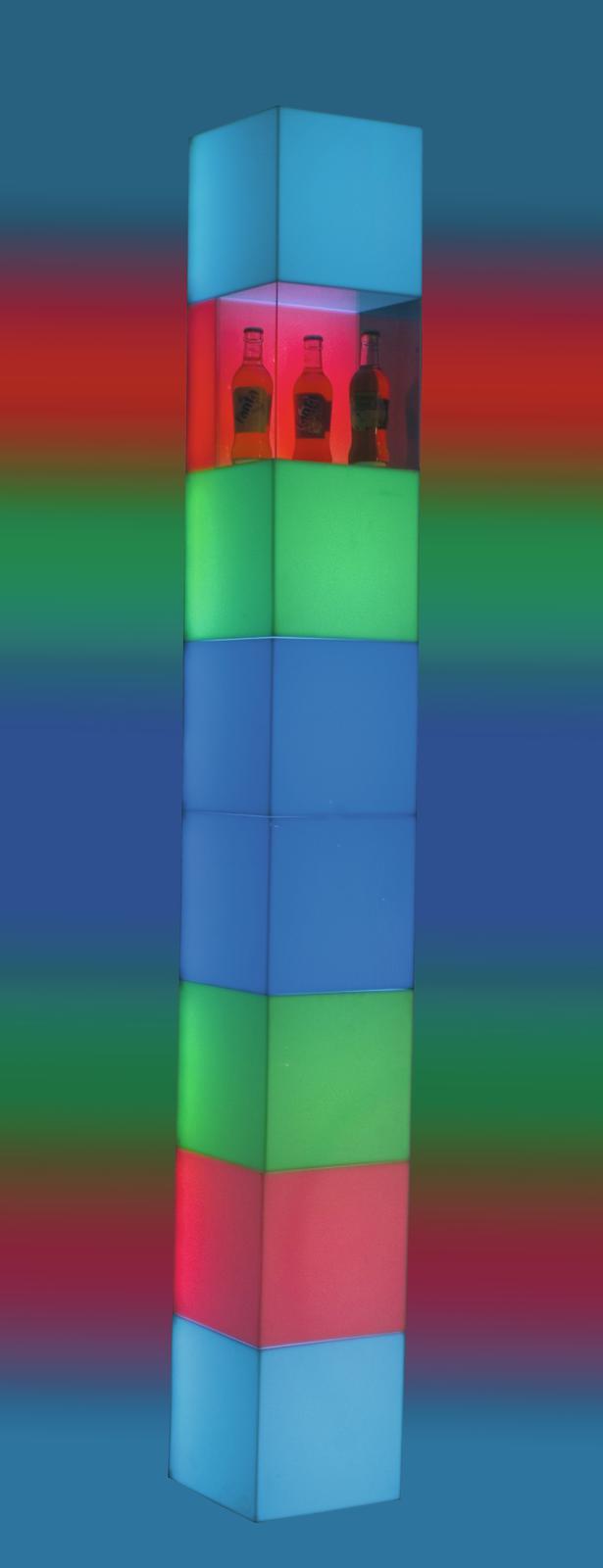 EUROLITE LED T-cube per CB-8/CB-16 IR