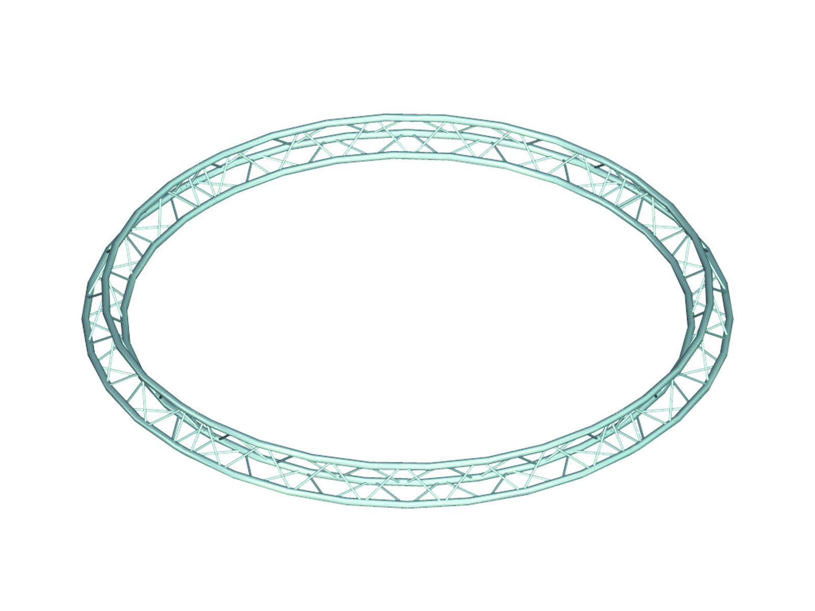 ALUTRUSS DECOLOCK DQ-3 circolo d=4m(all'interno) >