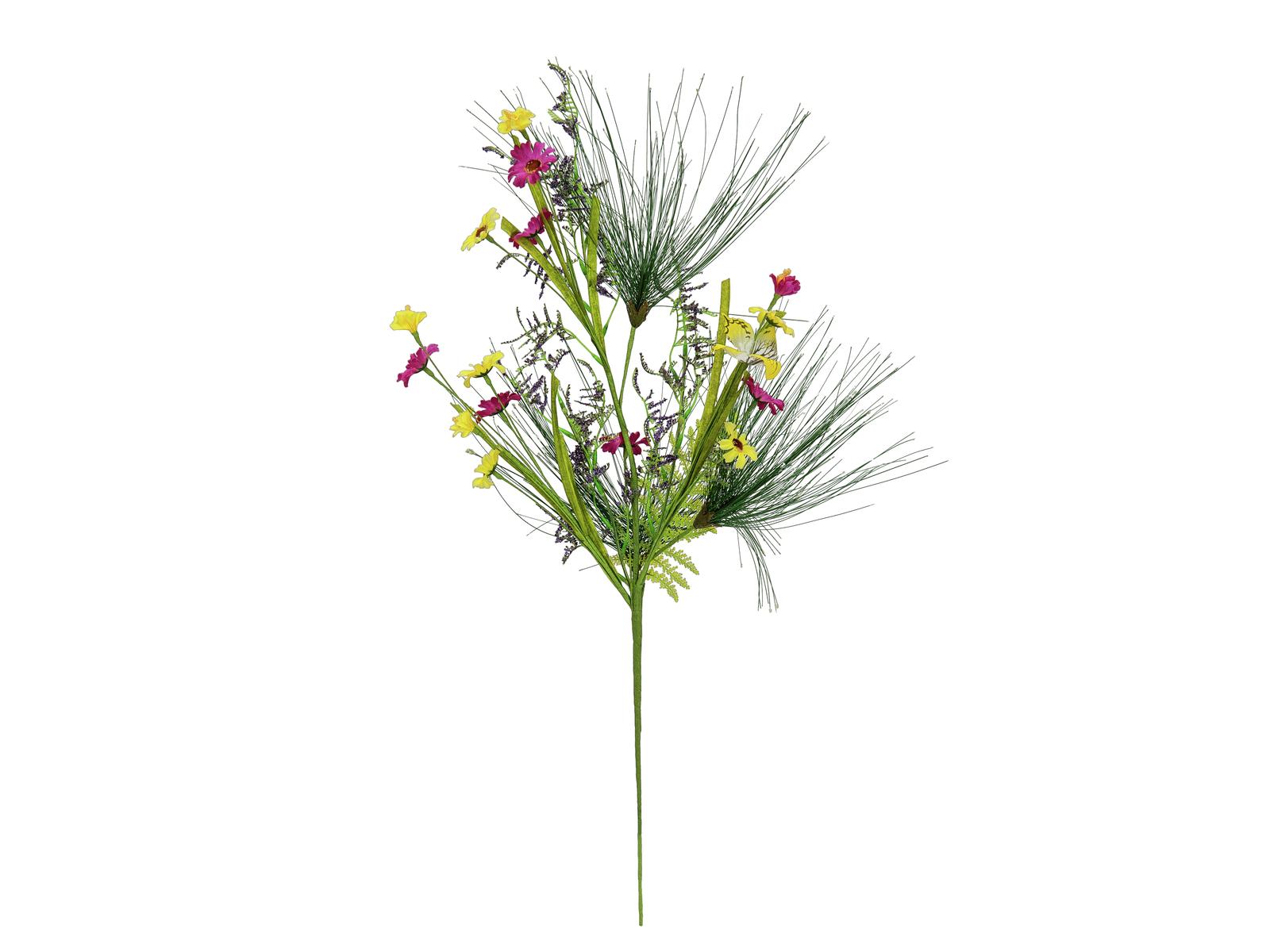 EUROPALMS Wild Flower Spray, Rosa