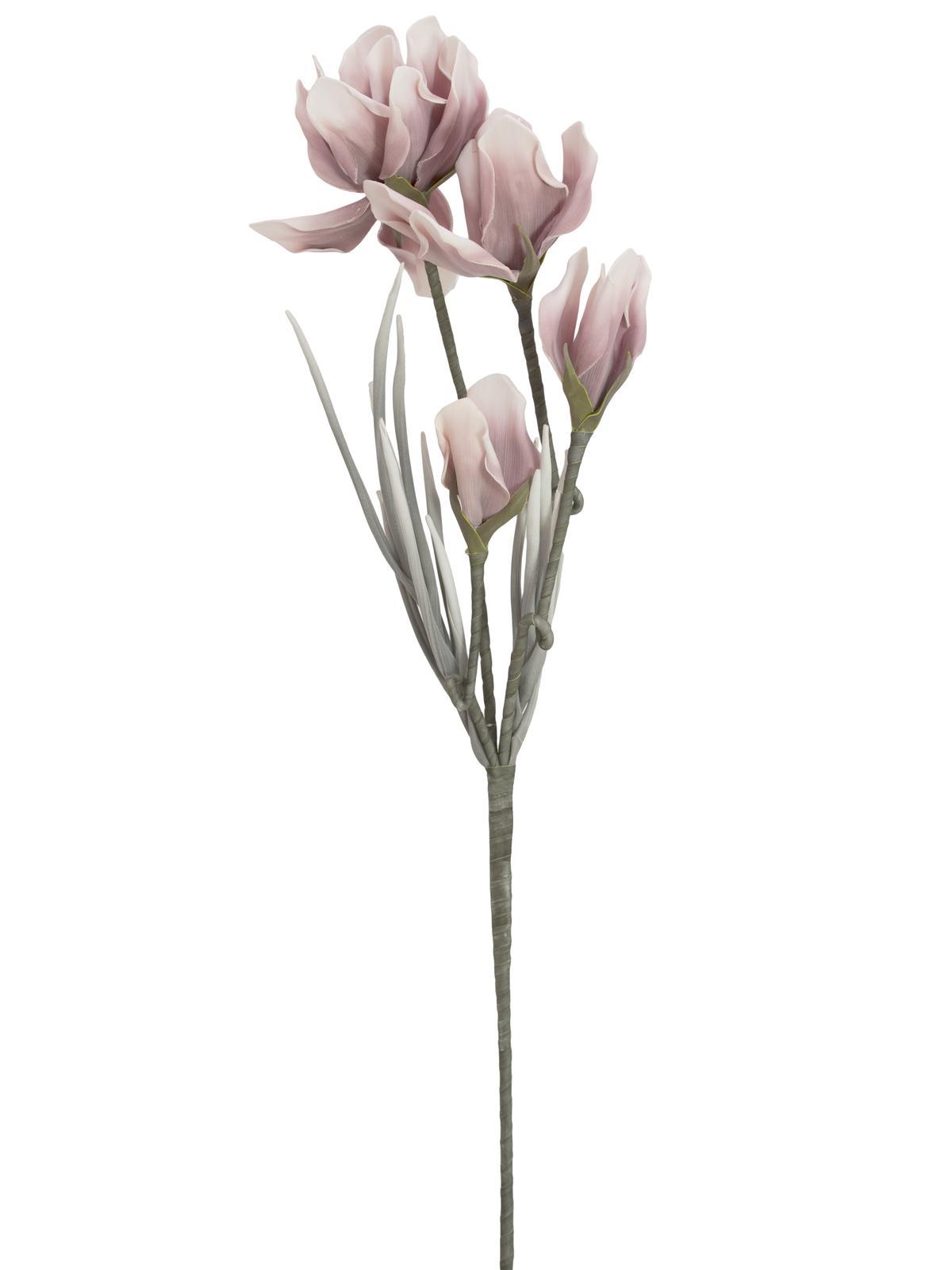 EUROPALMS Magnolienzweig (EVA), künstlich, Rosa