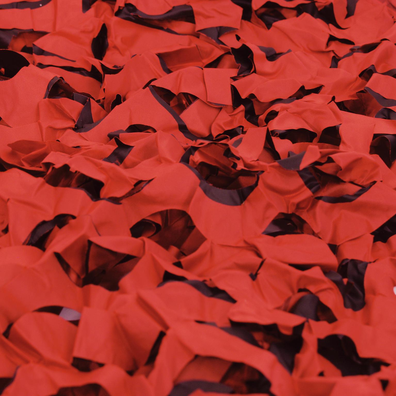 EUROPALMS Decorazione net, diavolo, 600x300cm