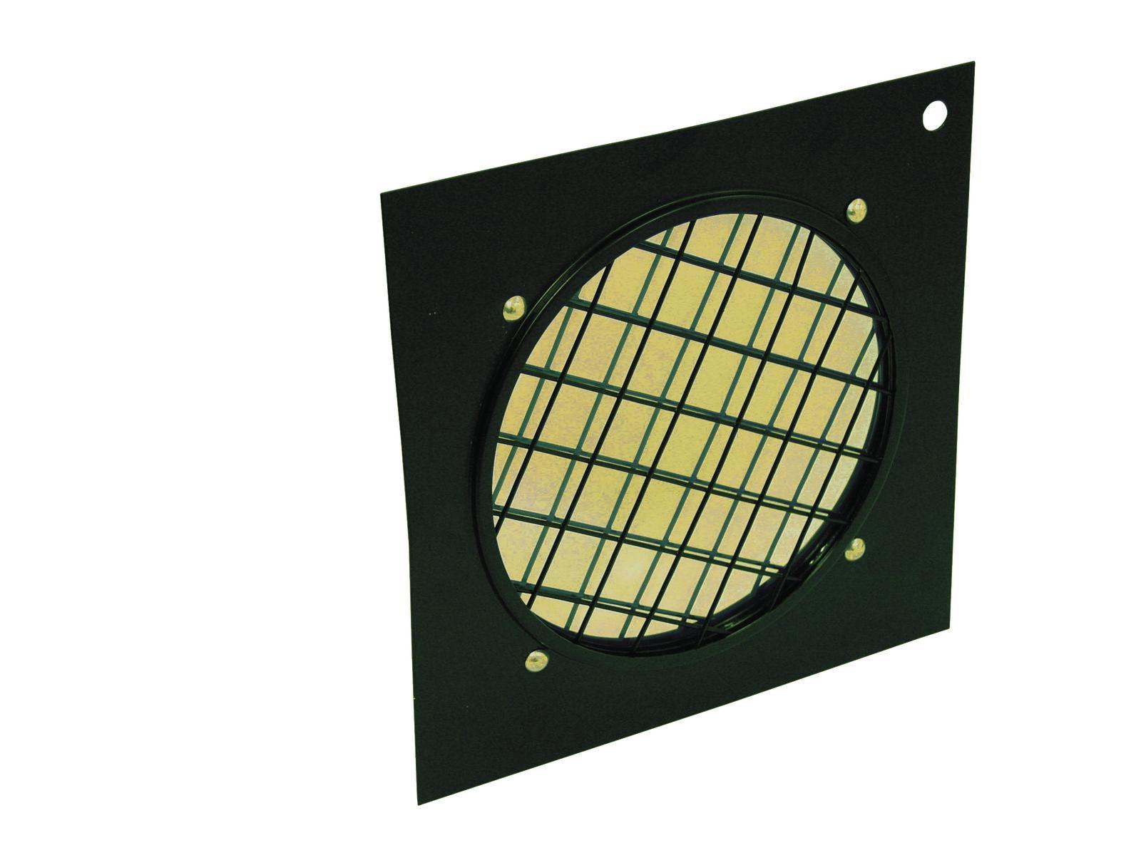 EUROLITE Dichro-Filter gelb, Rahmen schwarz PAR-56