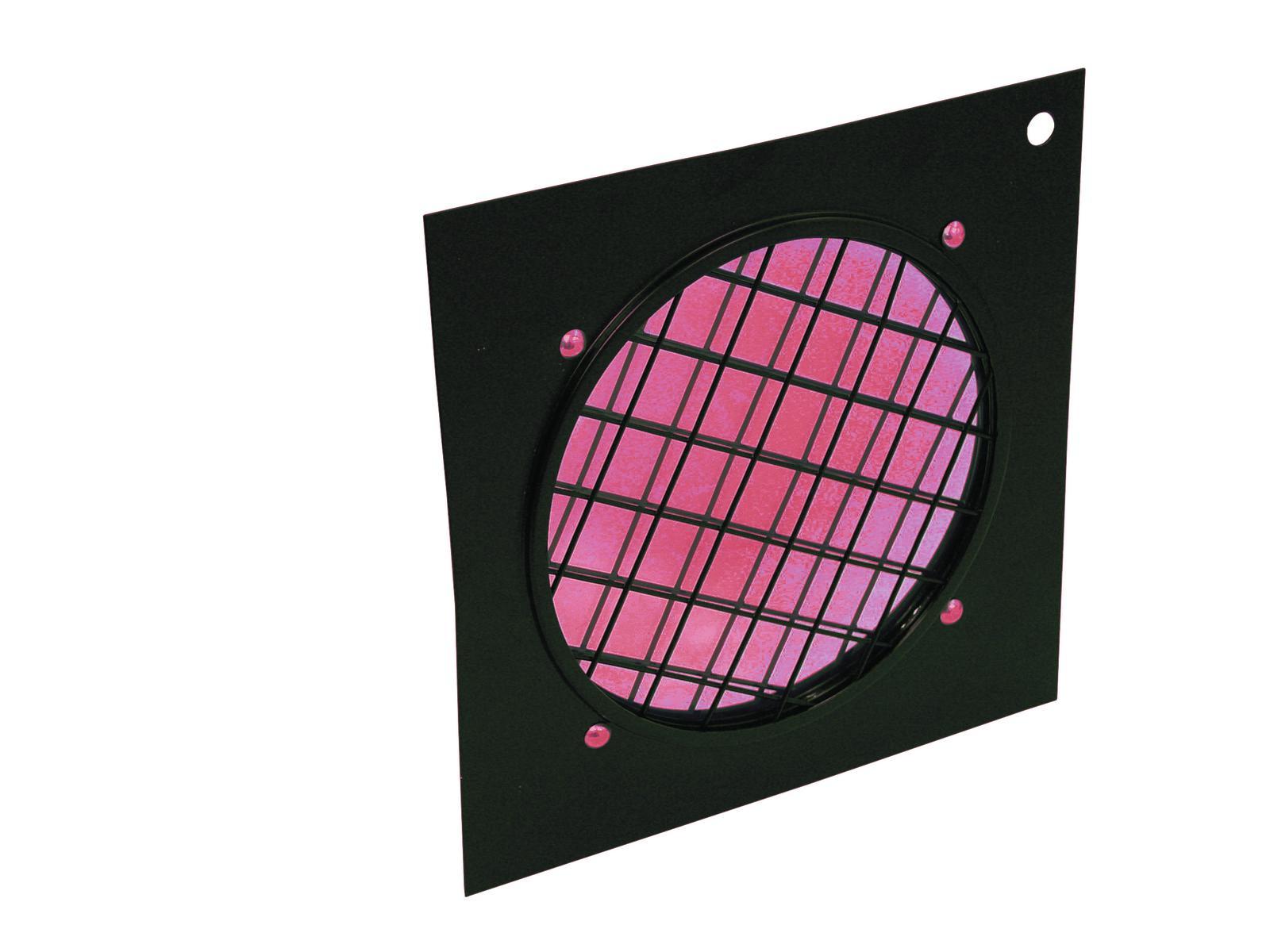 EUROLITE Dichro-Filter magenta, Rahmen sw PAR-56