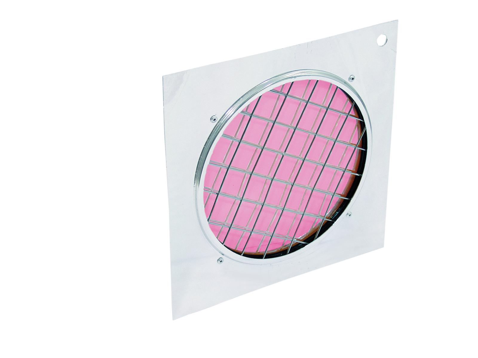 EUROLITE Dichro-Filter magenta, Rahmen sb PAR-56