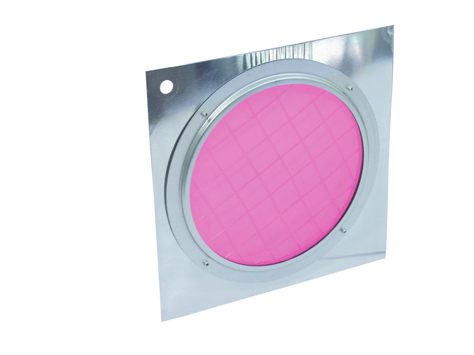 EUROLITE Magenta filtro dicroico sil. telaio PAR-56