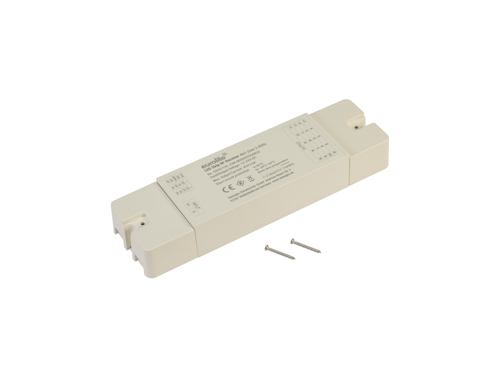 EUROLITE LED Strip 4in1 Zona Ricevitore RF