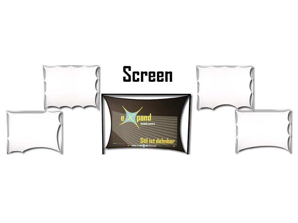 ESPANDERE XPSC28 Schermo 1,5 m x 2,8 m