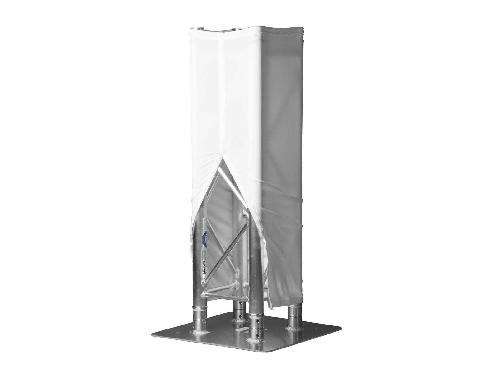 ESPANDERE XPTC25KVW Capriata di copertura 250cm bianco