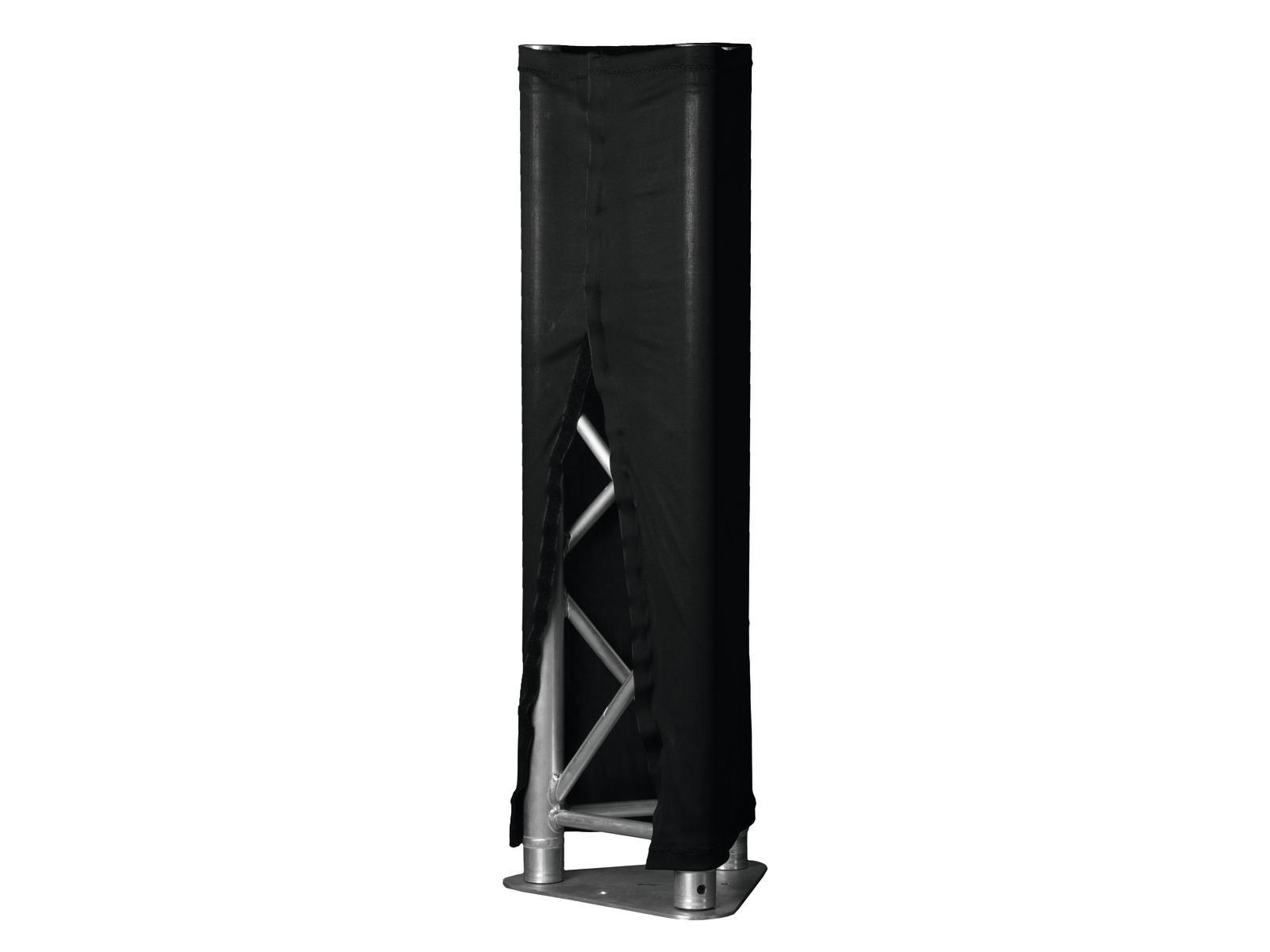 ESPANDERE XPTC15KVS Capriata di copertura di 150 cm, nero
