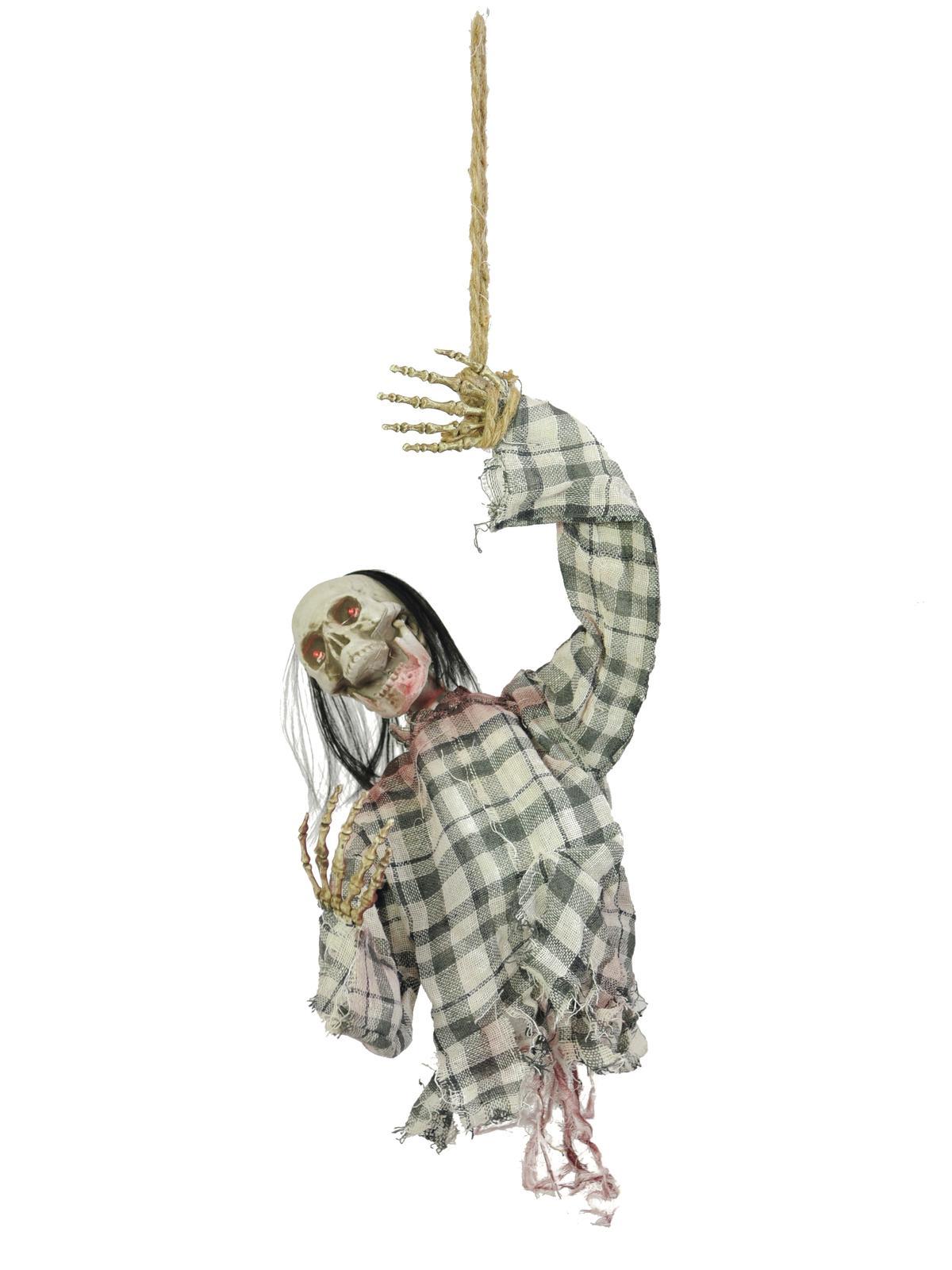 EUROPALMS Halloween figura Appeso Max, animato