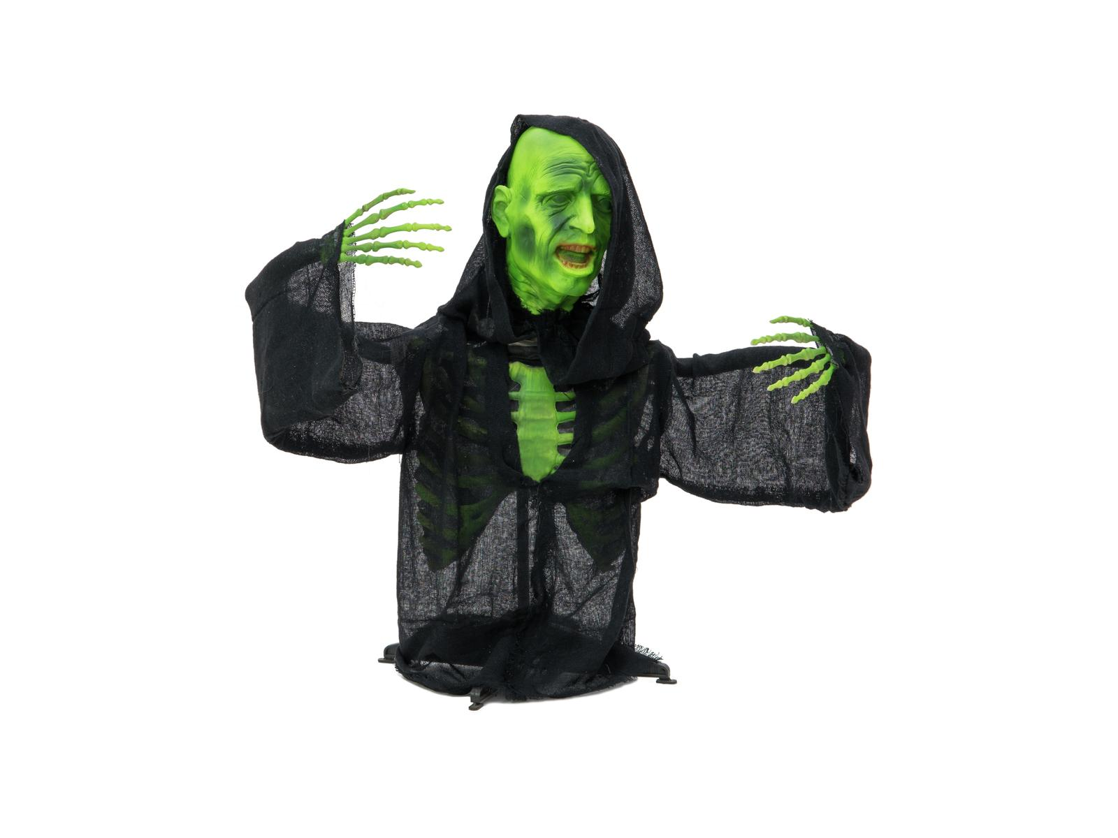 EUROPALMS Halloween Halbierter Zombie 73cm