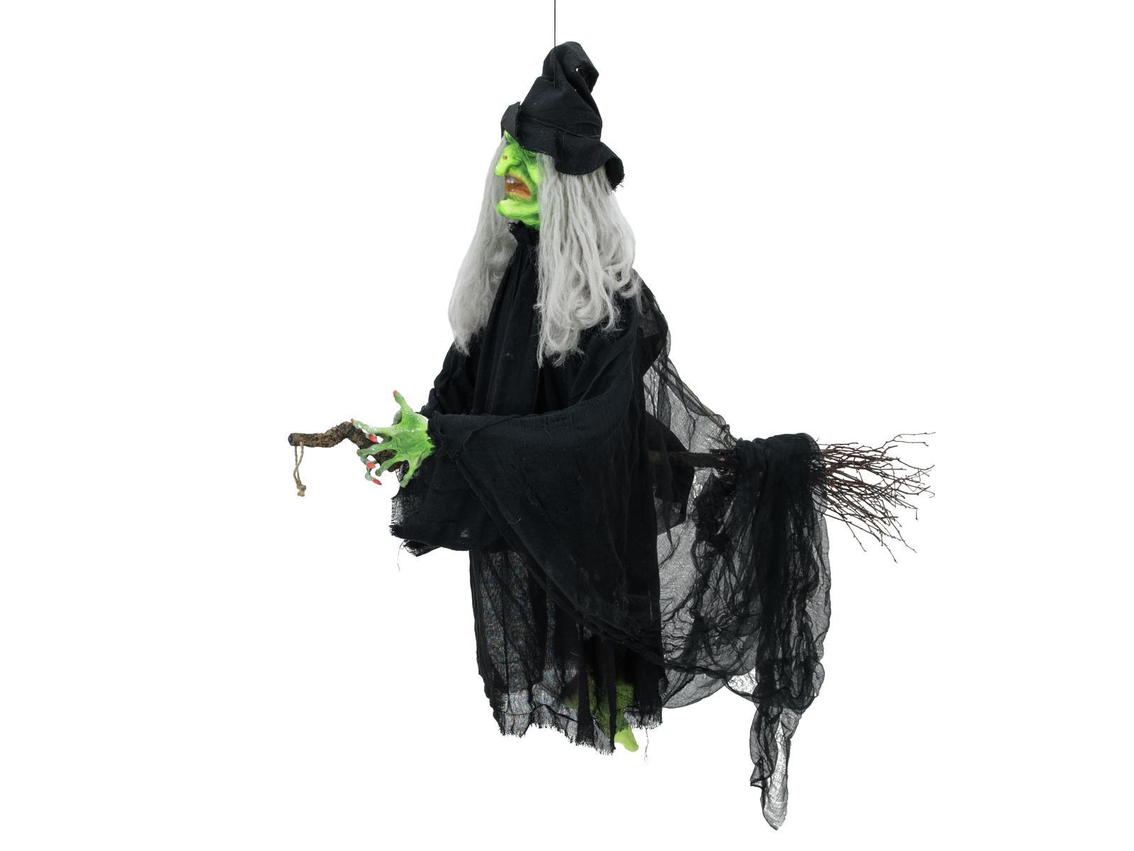 EUROPALMS Halloween Flughexe 140cm