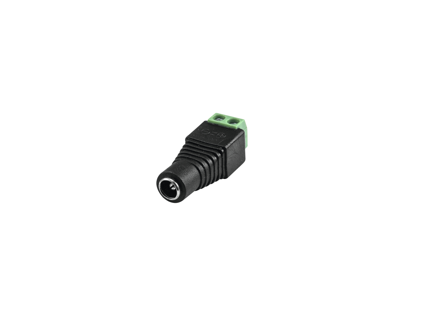 EUROLITE Adapter Hohlstecker/Schraubklemme