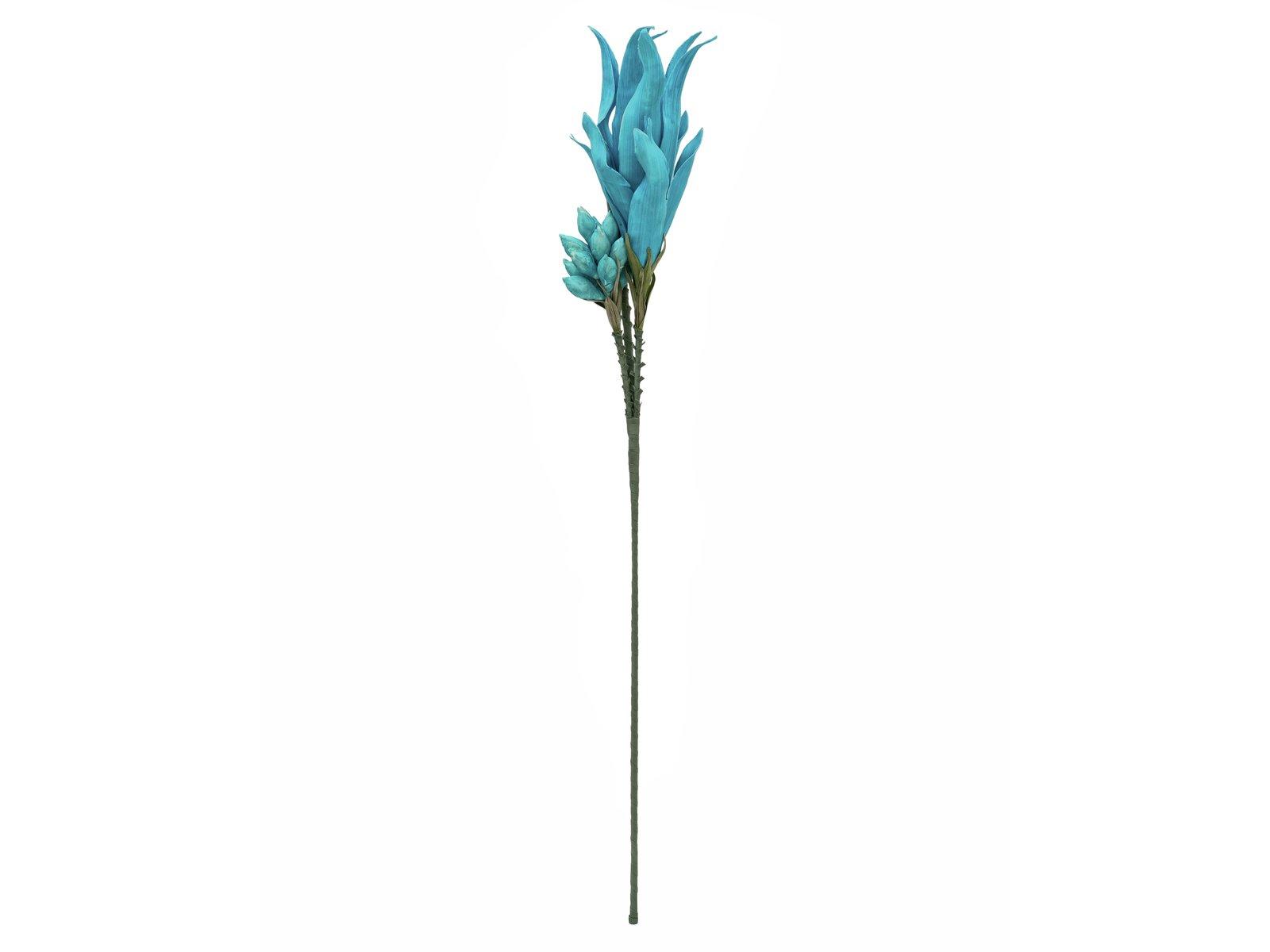EUROPALMS Magia Yucca Ramo (EVA), turchese, 105cm