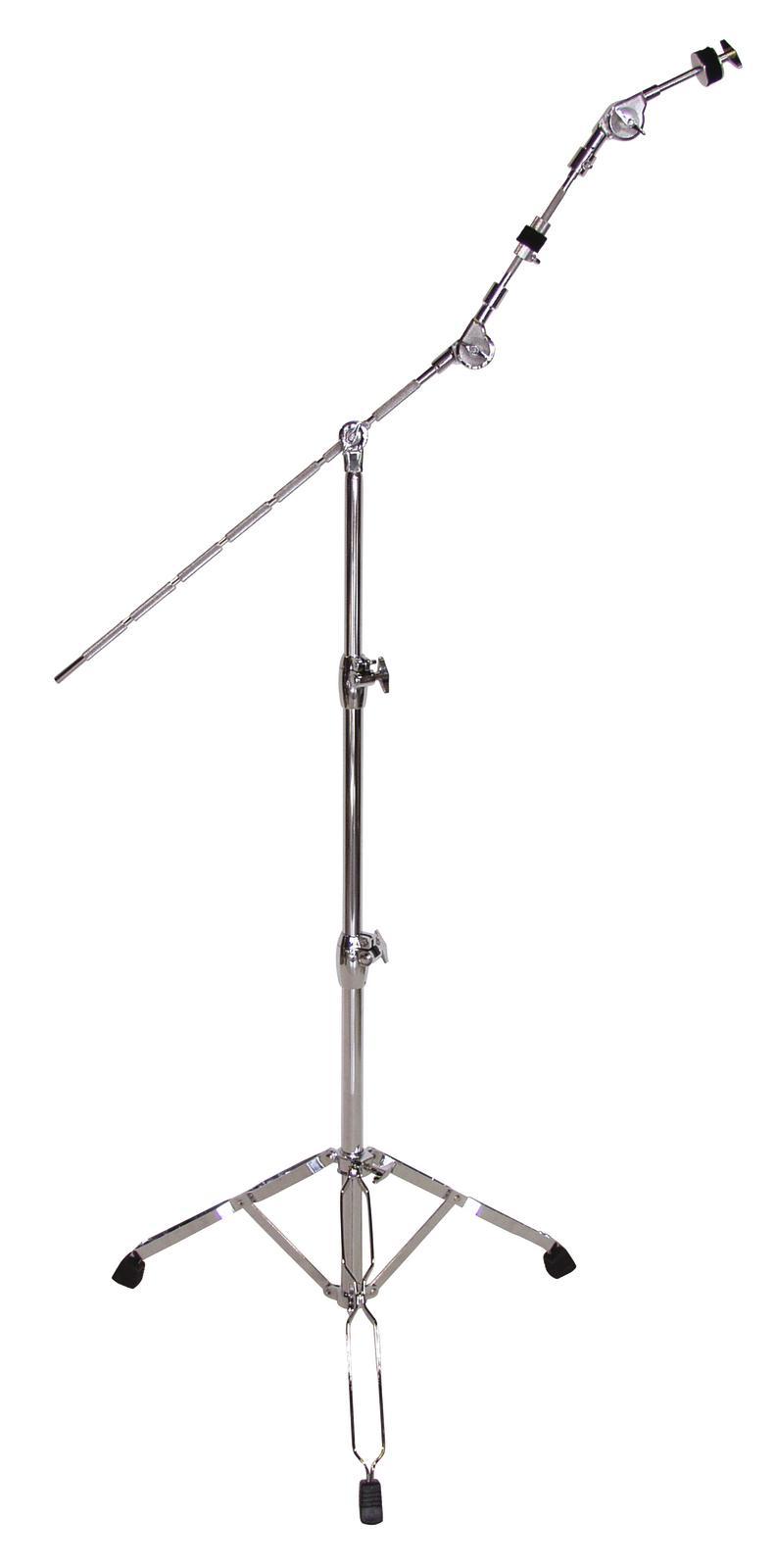 Stand per due cembali, regolabile, cromato, DIMAVERY SC-902