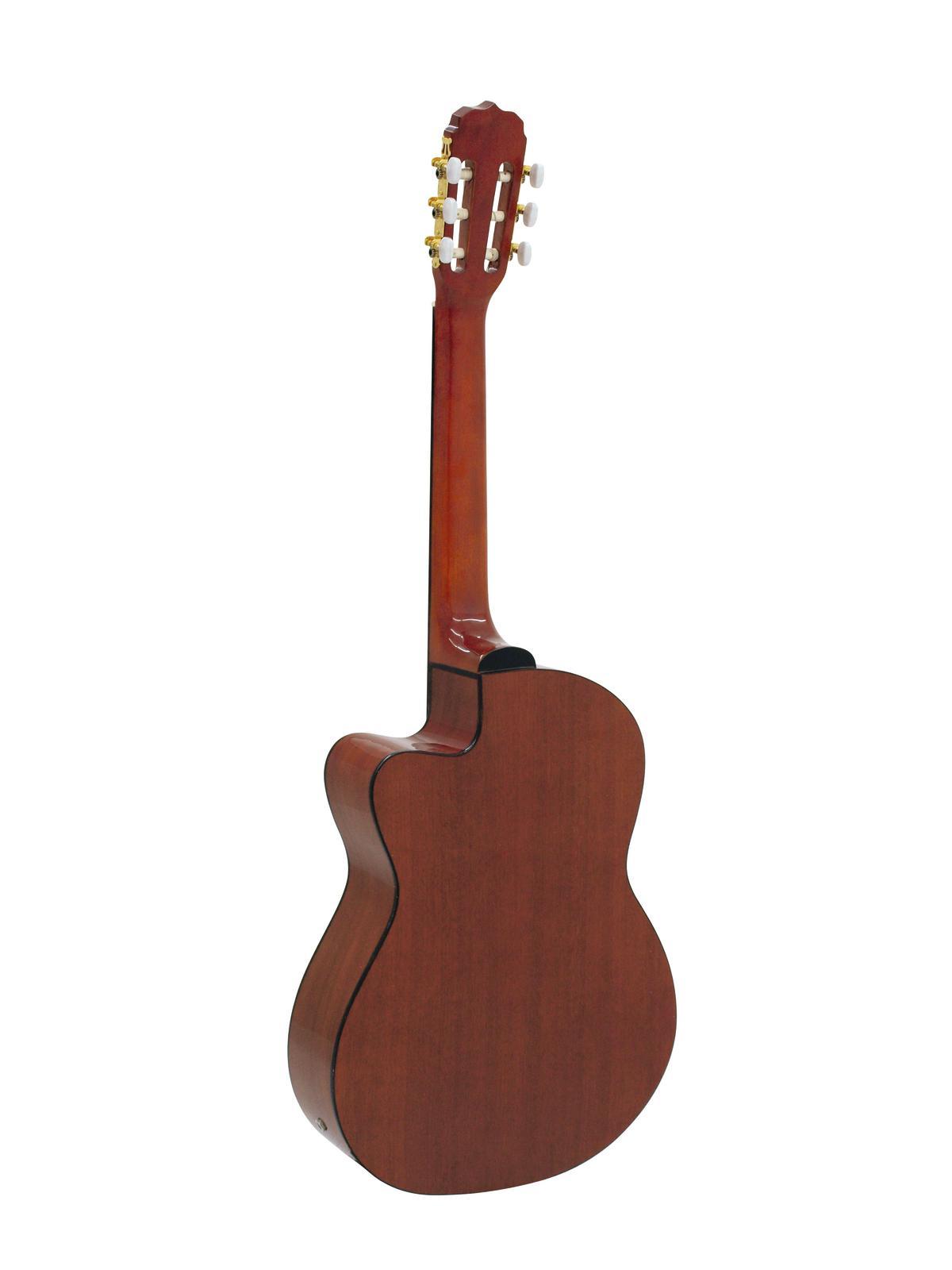 DIMAVERY CN-500 classica-chitarra, natura