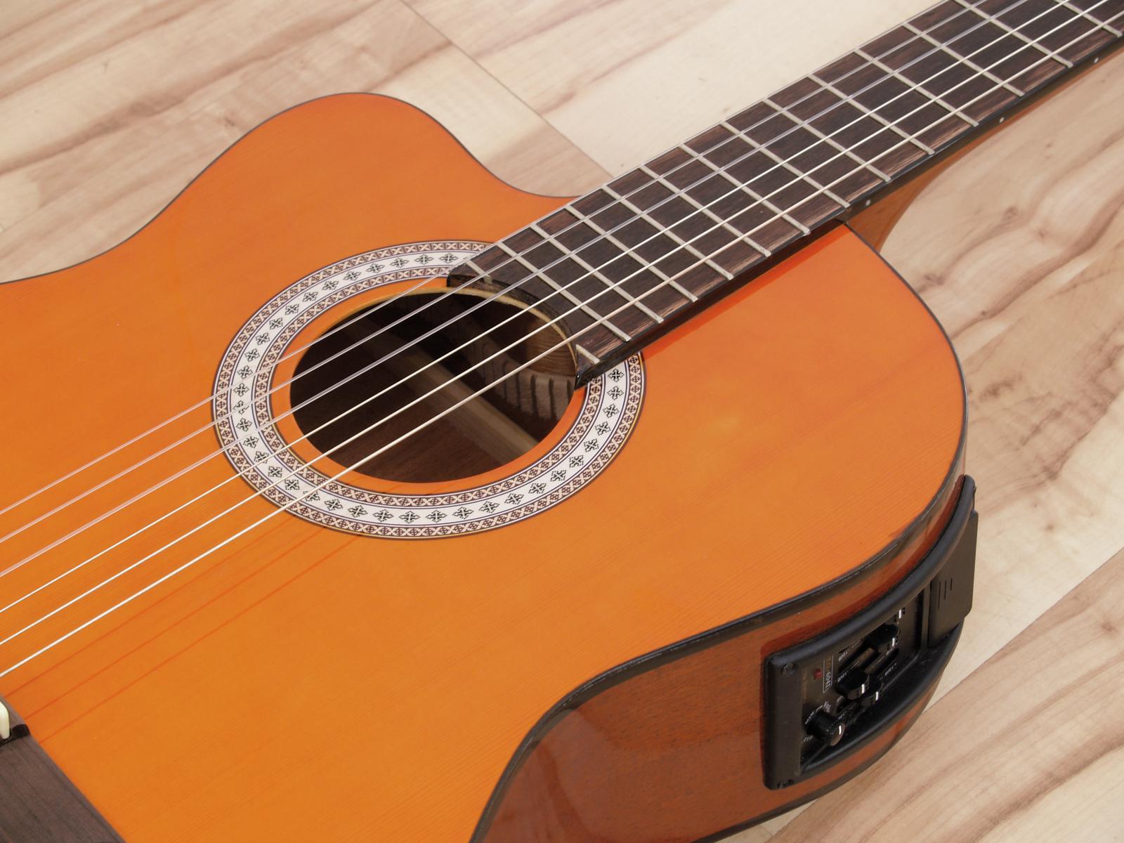 DIMAVERY CN-500L chitarra Classica, natura