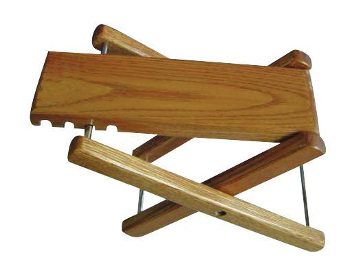 Sgabello in legno per chitarra basso tastiera strumenti musicali DIMAVERY