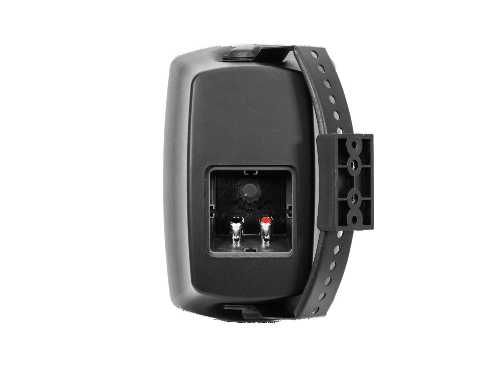 OMNITRONIC OD-4T Wandlautsprecher 100V schwarz 2x