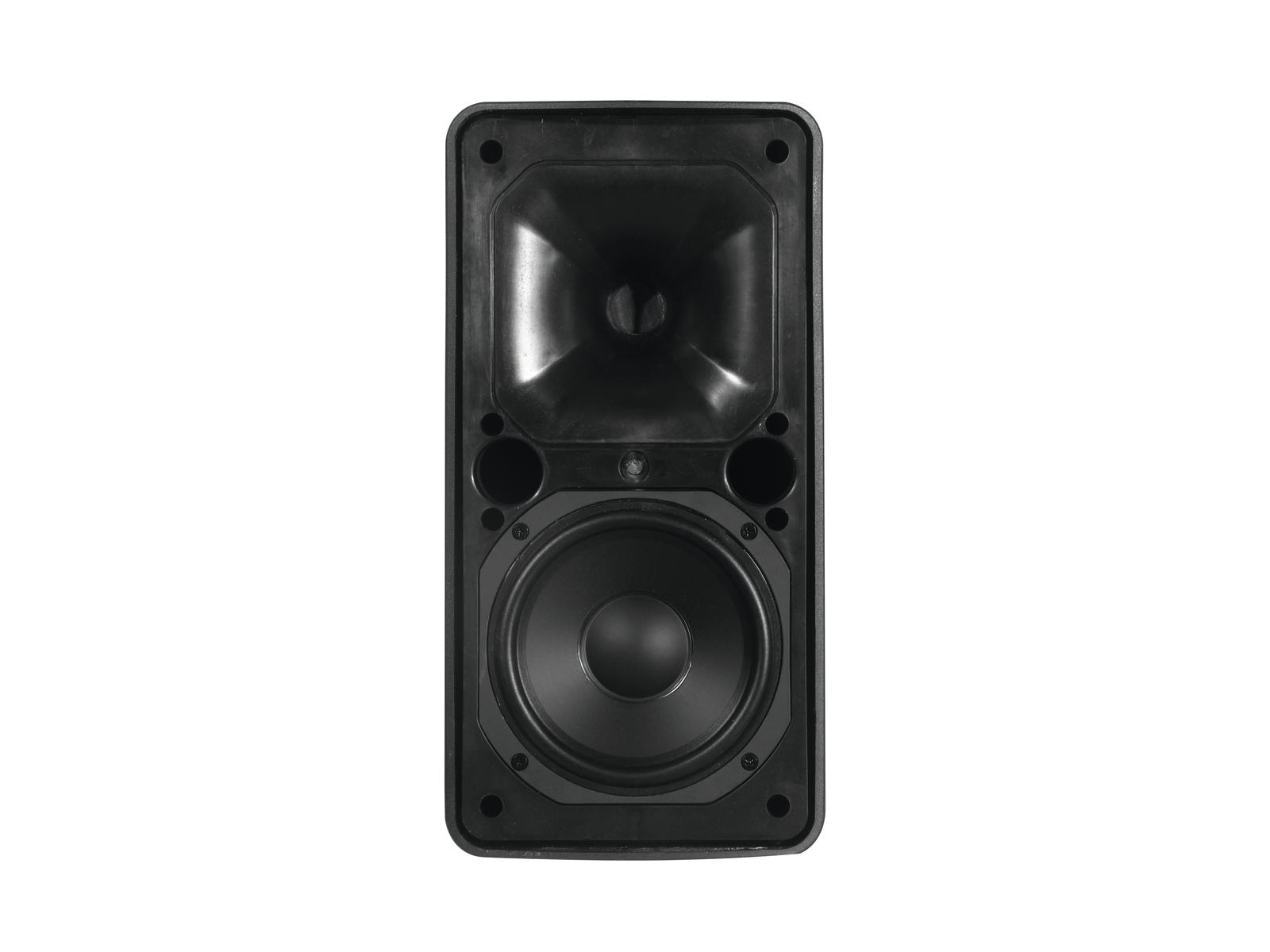 OMNITRONIC ODP-206 Installationslautsprecher 16 Ohm schwarz 2x