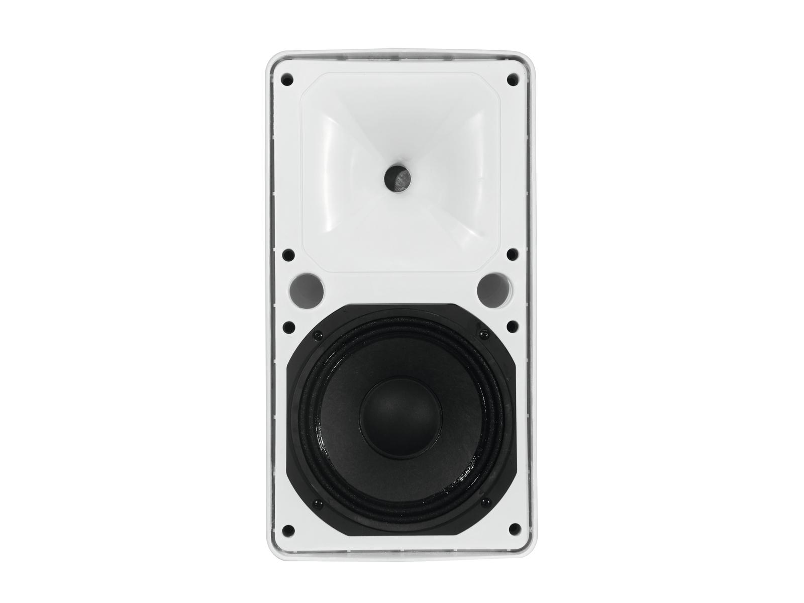 OMNITRONIC ODP-208 Installationslautsprecher 16 Ohm weiß