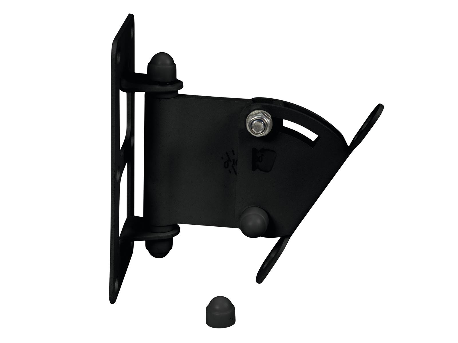 OMNITRONIC Wandhalterung für ODP-208 schwarz