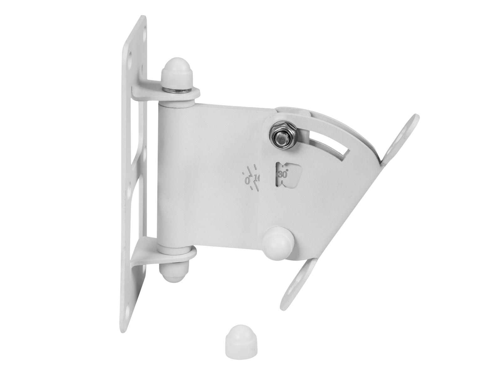 OMNITRONIC Wandhalterung für ODP-208 weiß