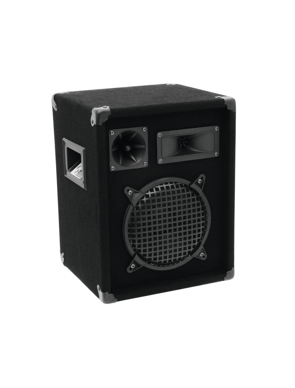 OMNITRONIC DX-822 3-Wege Box 300 W