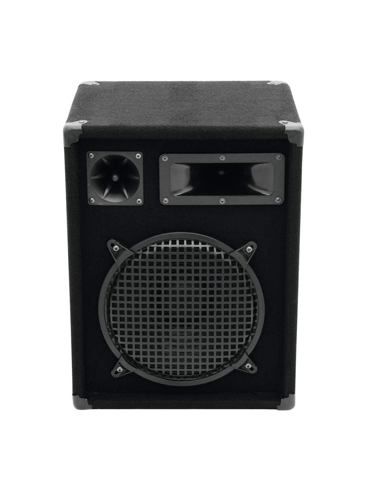 OMNITRONIC DX-1022 3-Wege Box 400 W