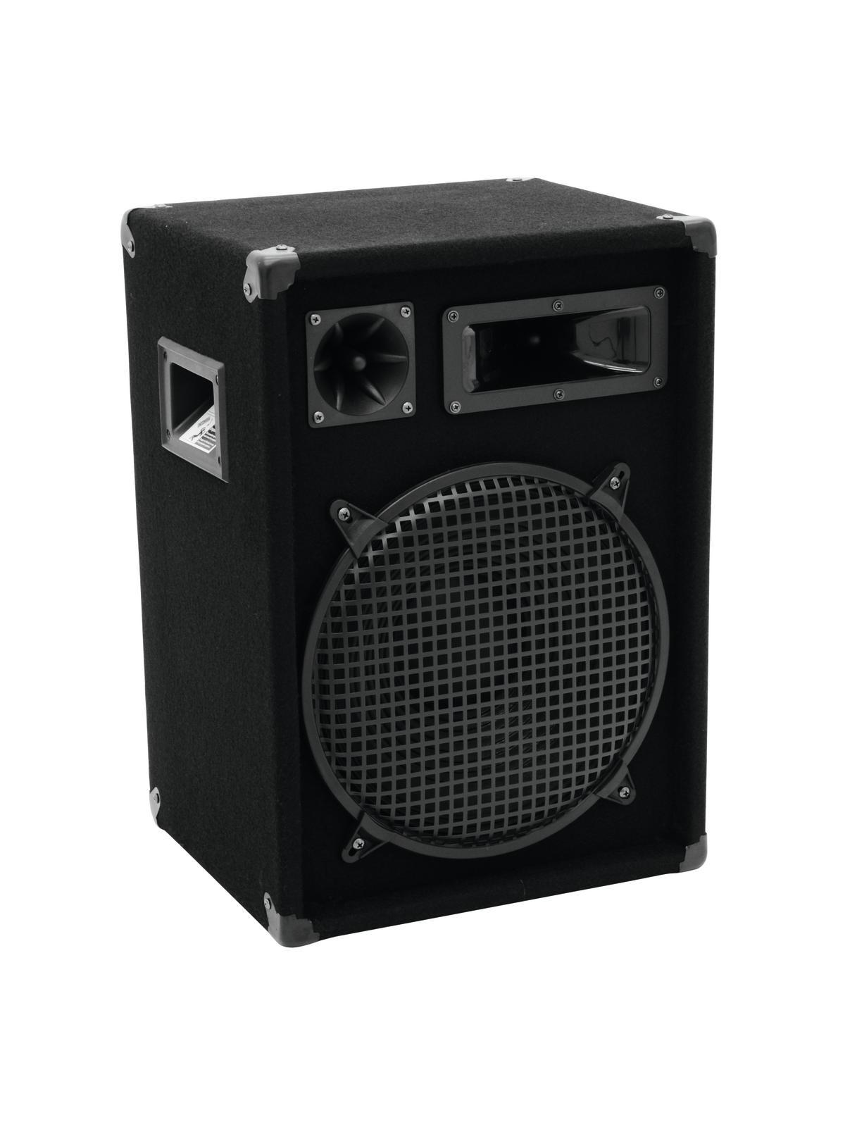 OMNITRONIC DX-1222 3-Wege Box 600 W