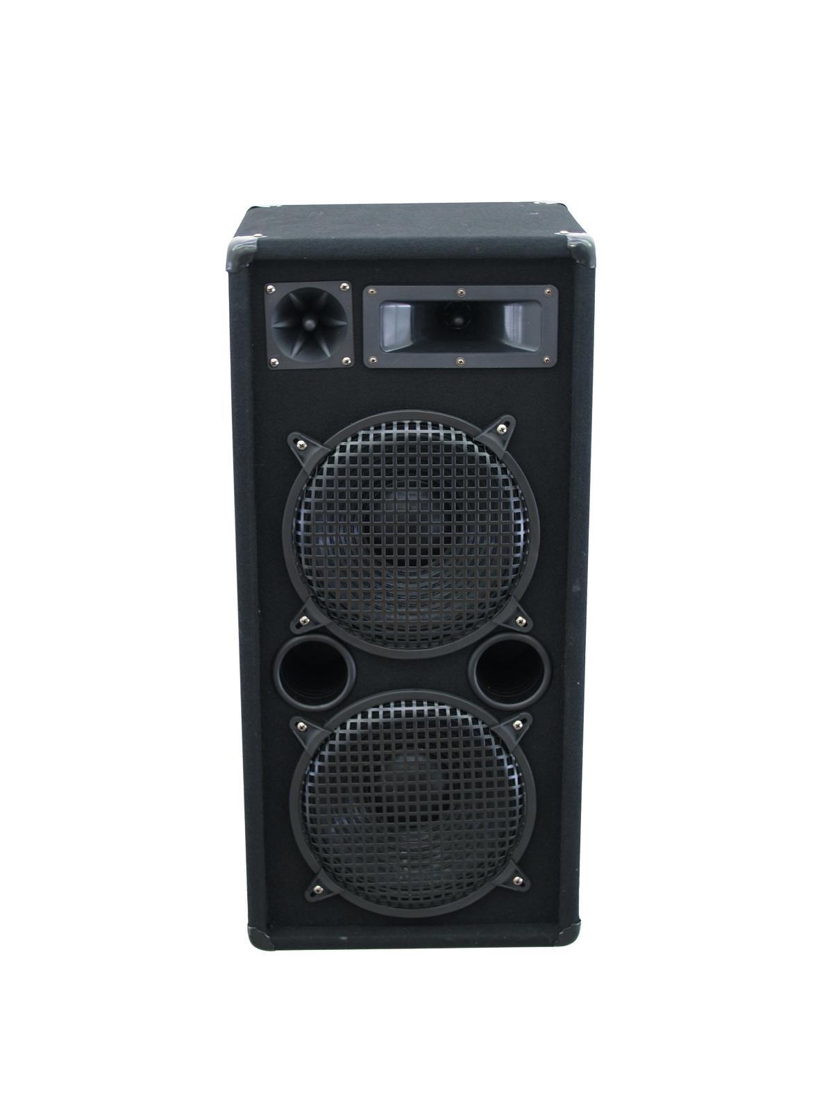OMNITRONIC DX-2022 3-Wege Box 800 W