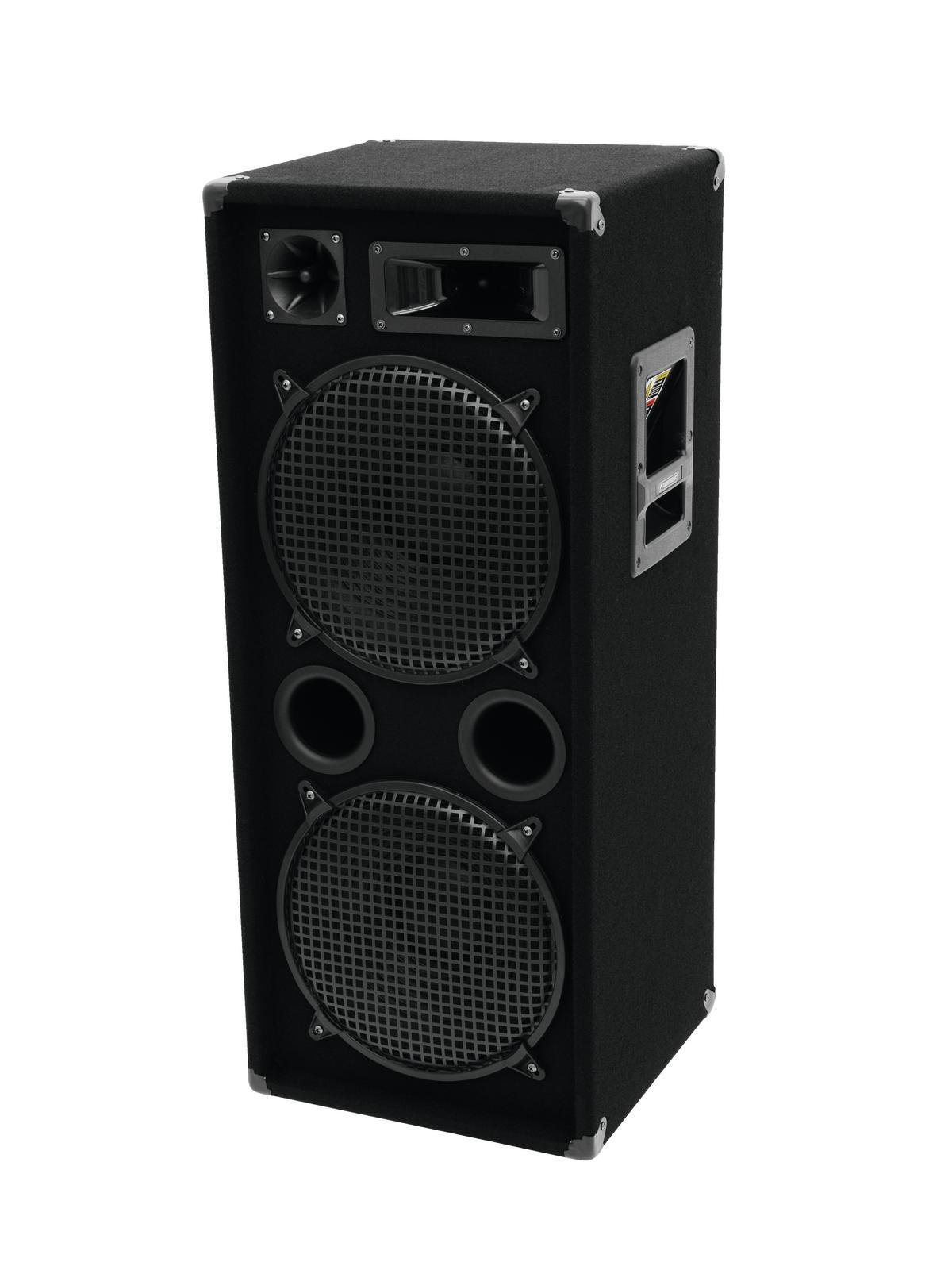 OMNITRONIC DX-2222 3-Wege Box 1000 W