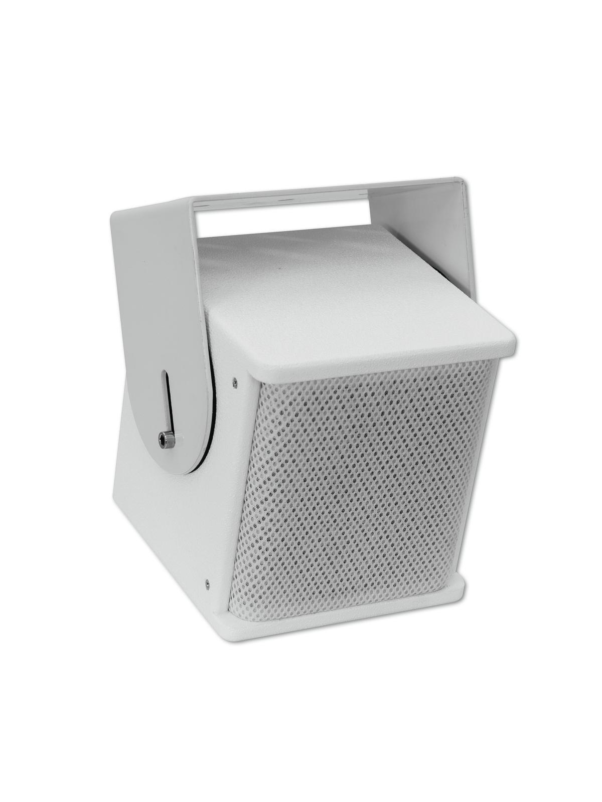 OMNITRONIC LI-105W Wandlautsprecher weiß